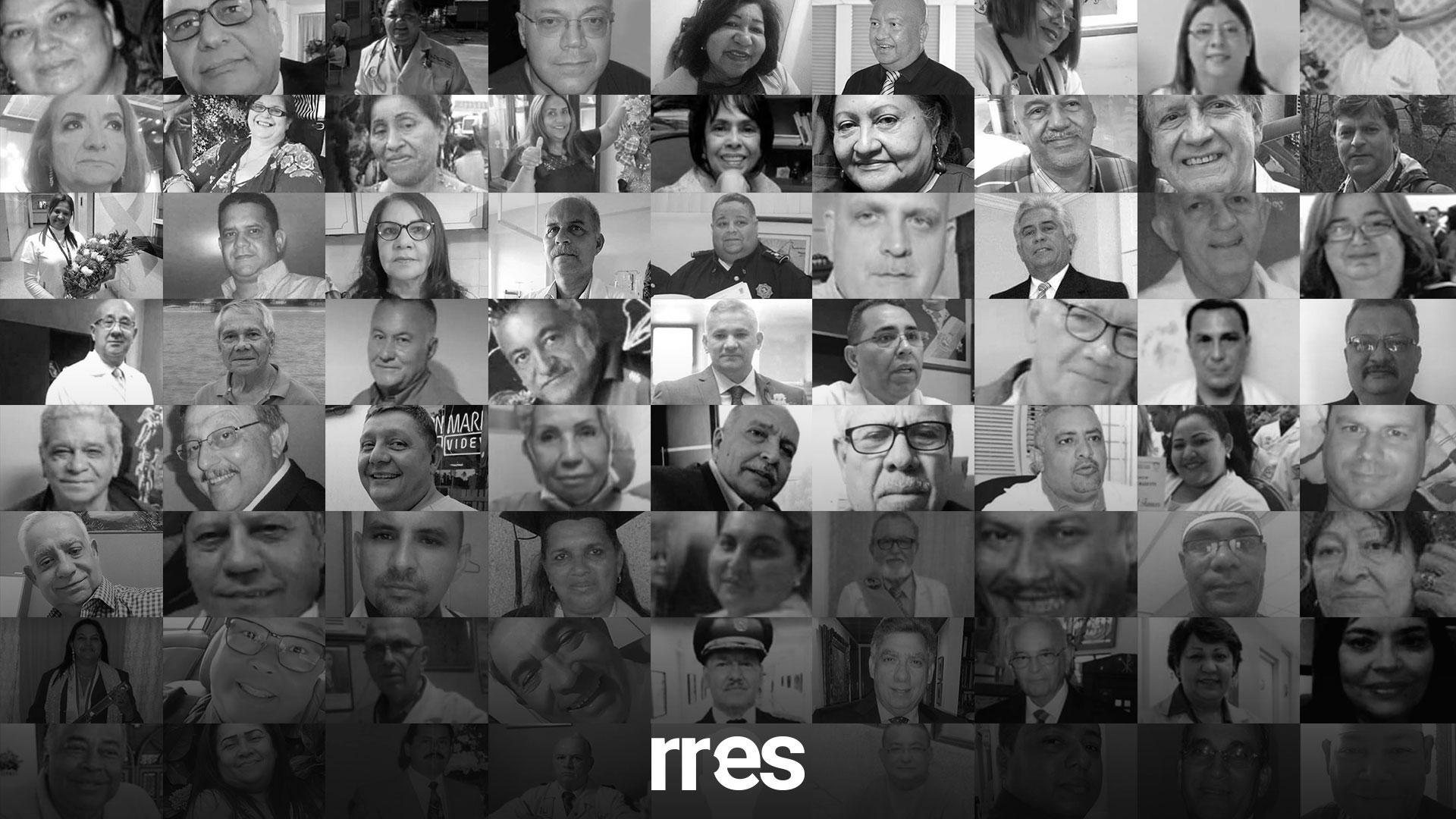 Especial | En memoria del personal de salud venezolano fallecido por COVID-19