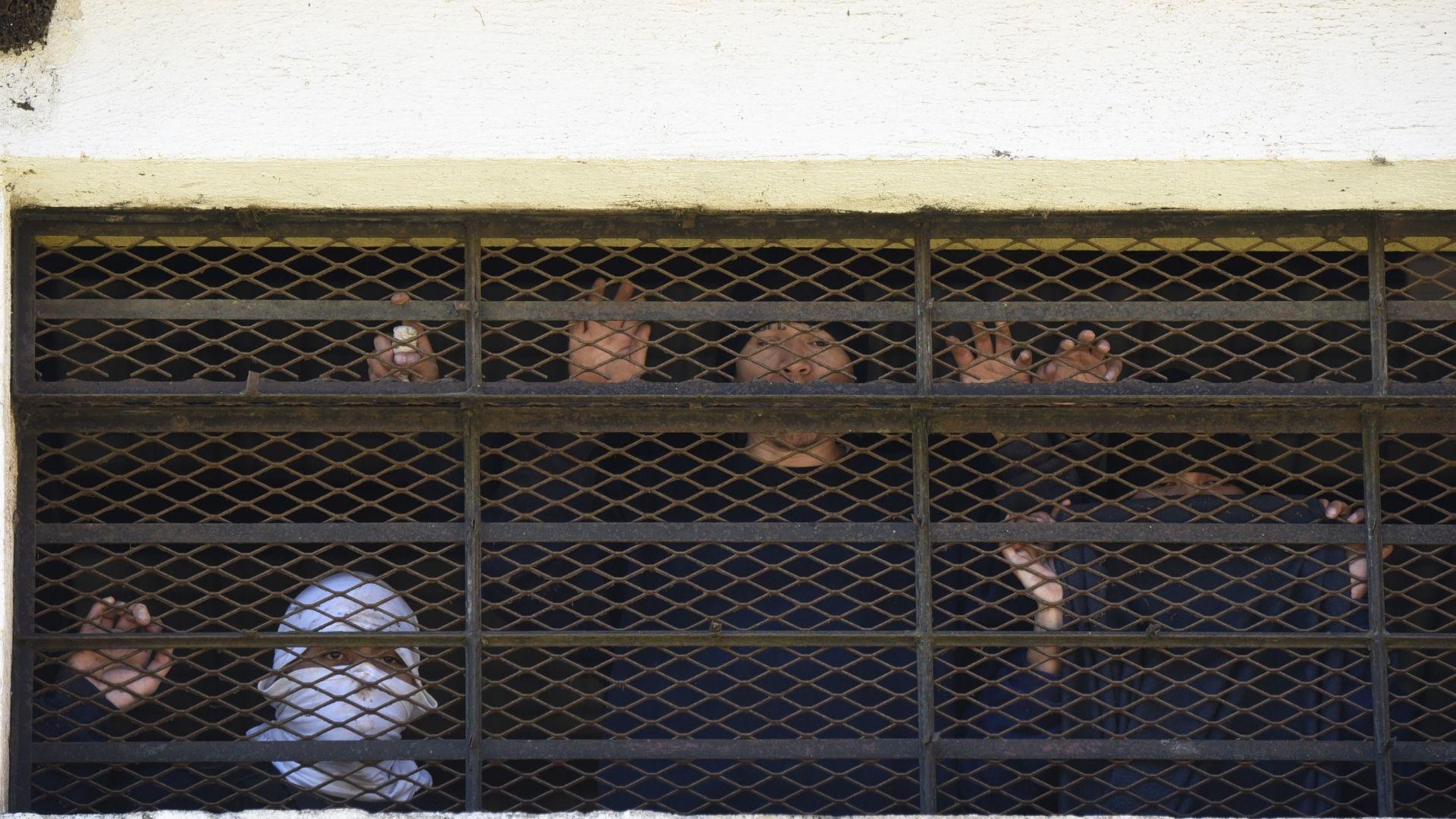 Una Ventana a la Libertad: Presos de la policía estadal piden reanudar visitas familiares en Carúpano