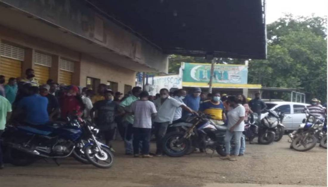 Se registran protestas en Guárico por falta de gasolina