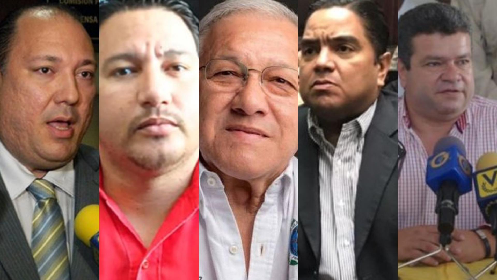Tesoro de EEUU sanciona a Bernabé Gutiérrez y otros 4 dirigentes apoderados de partidos