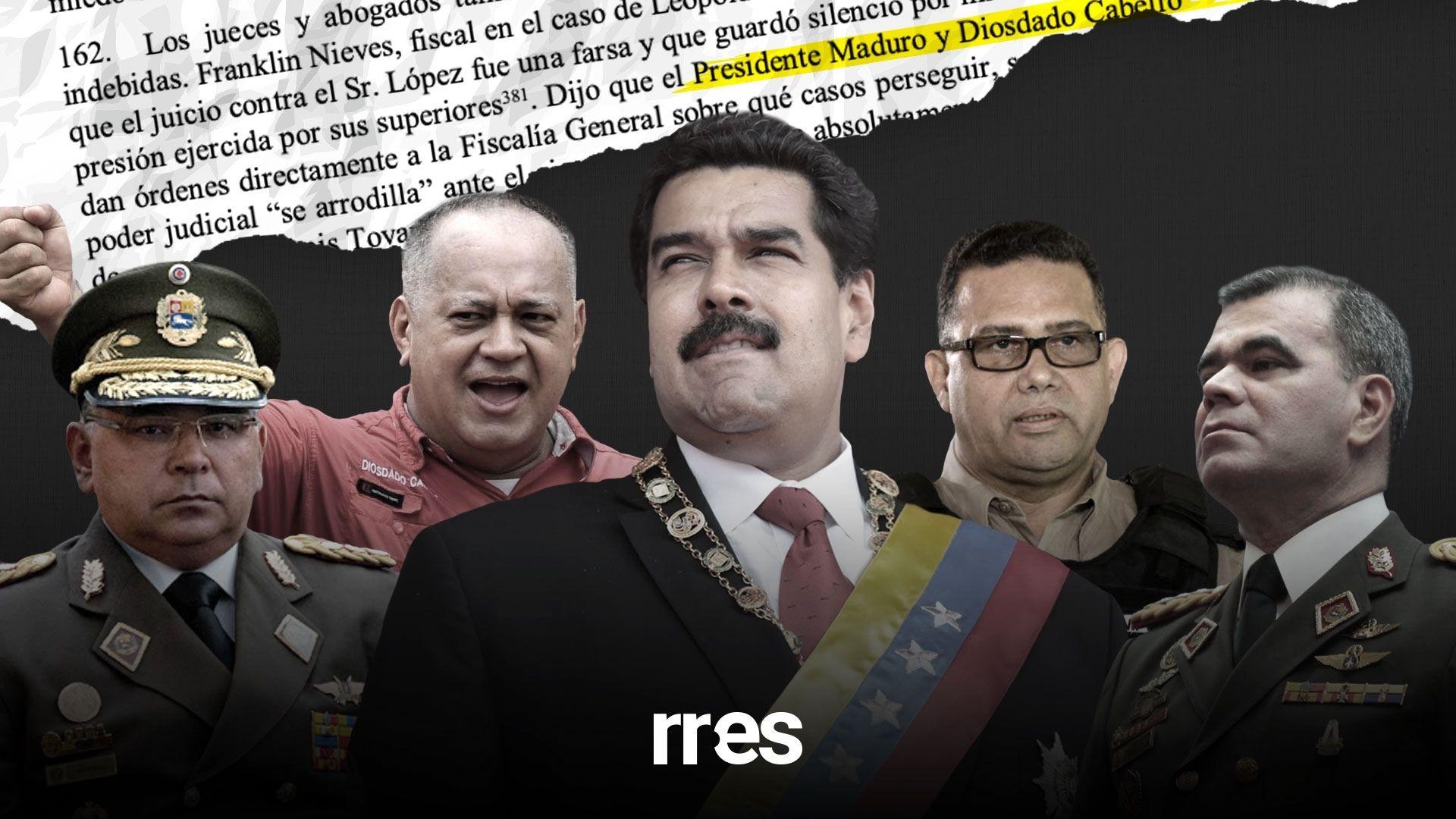 En la mira de la ONU | 46 funcionarios señalados de violación de DDHH en Venezuela