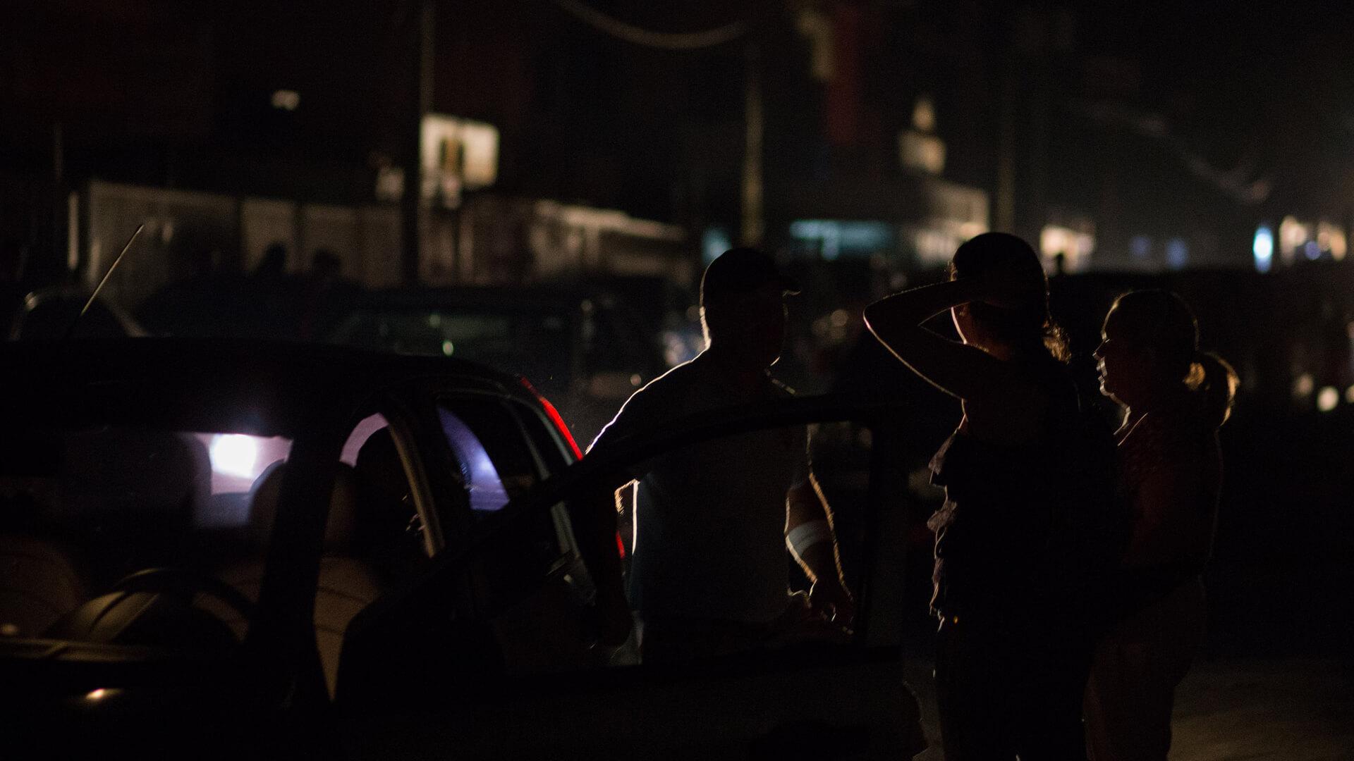 Falla eléctrica afectó a más de 15 estado del país este #23Sep