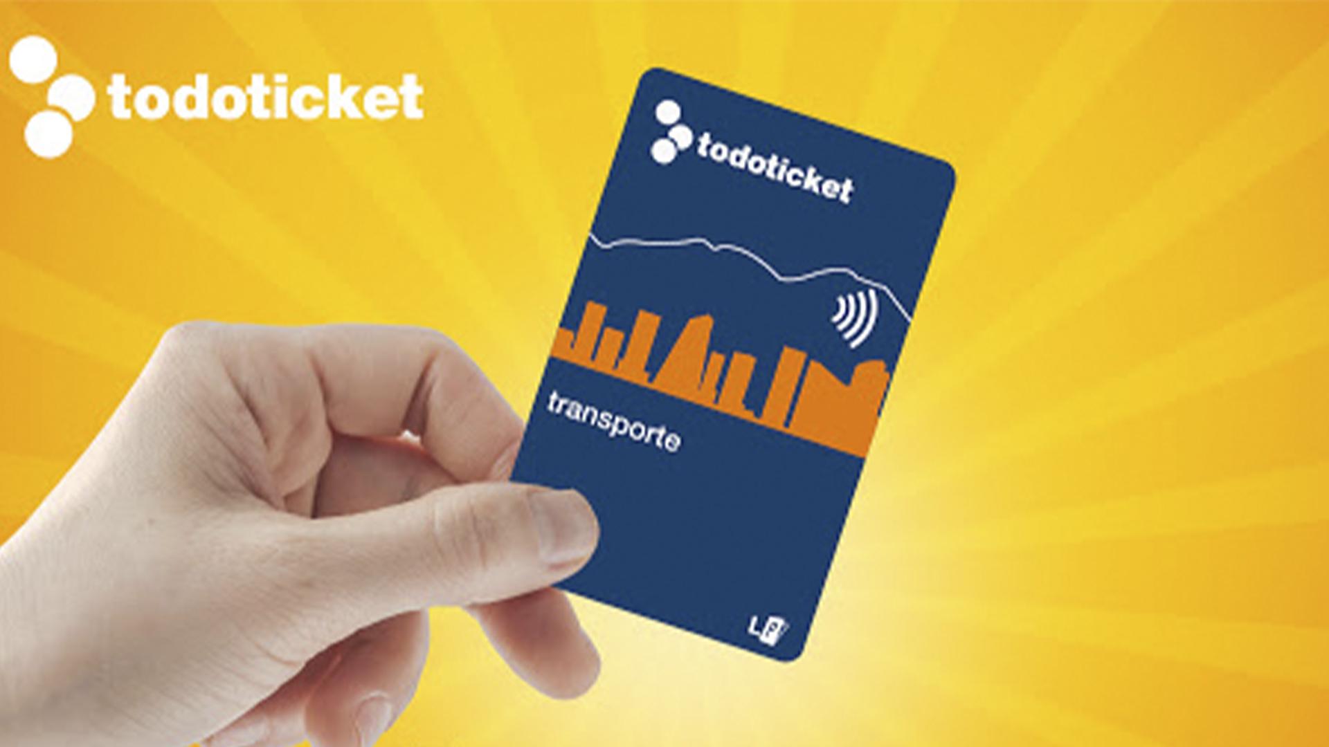 Todoticket lanza al mercado venezolano nueva tarjeta contactless para el pago del transporte público