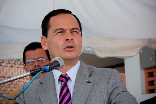 José Vielma Mora anunció que dio positivo a la prueba de coronavirus