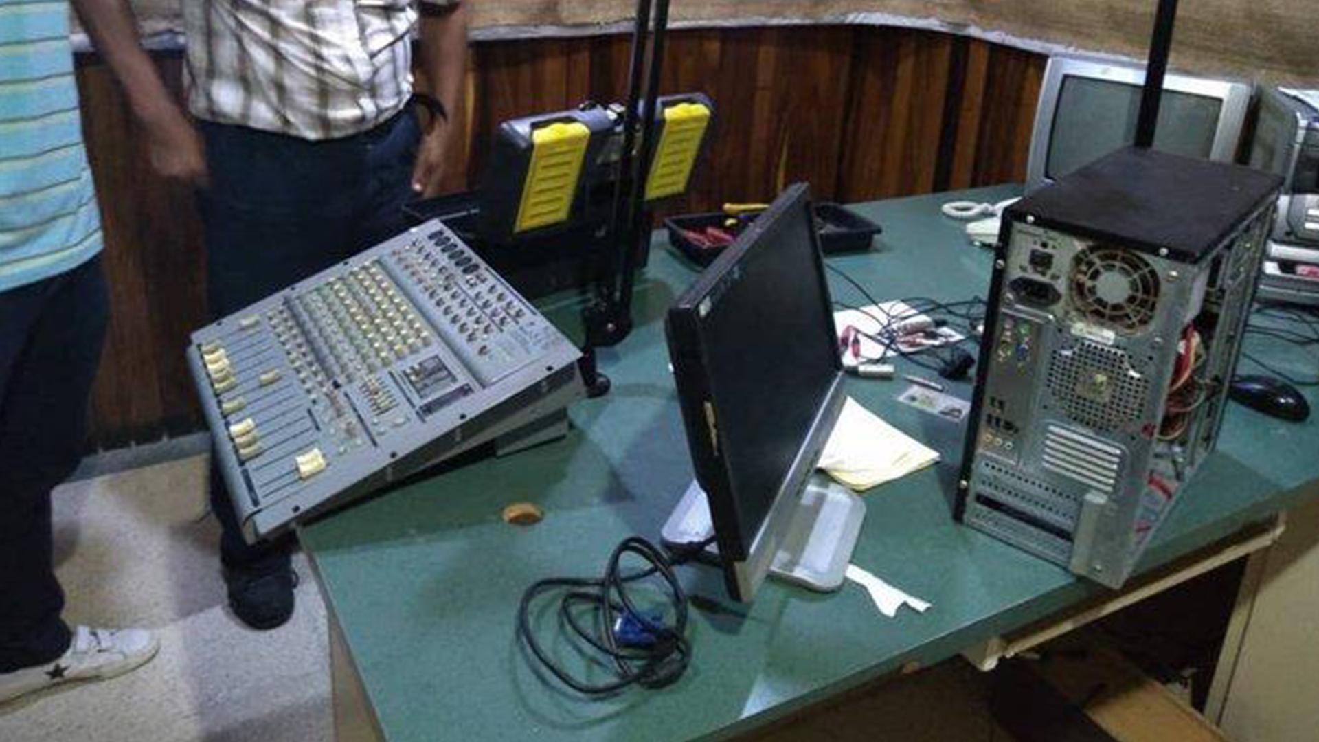 #GuachimánElectoral | Conatel incauta equipos a emisoras que respaldan a disidentes del chavismo