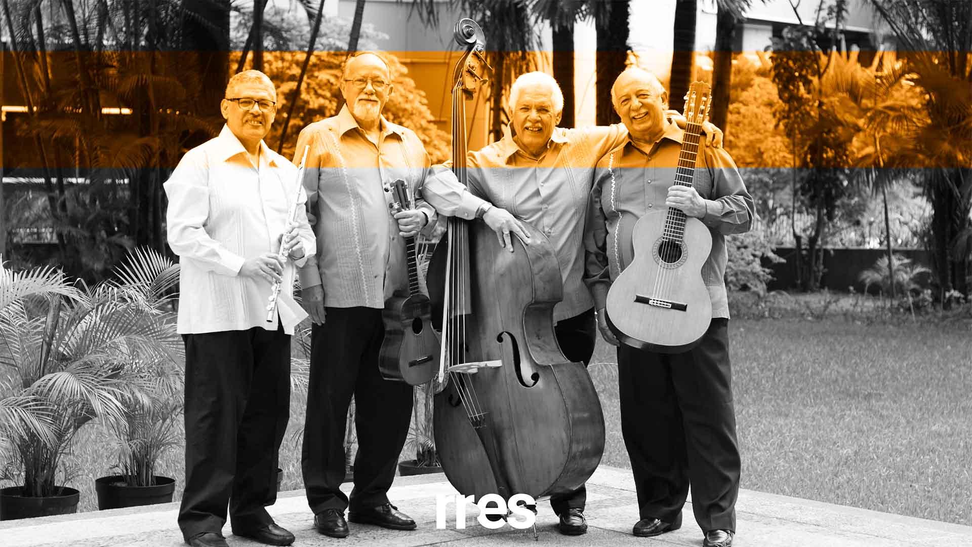 La voz aflautada de El Cuarteto, por Sebastián de la Nuez