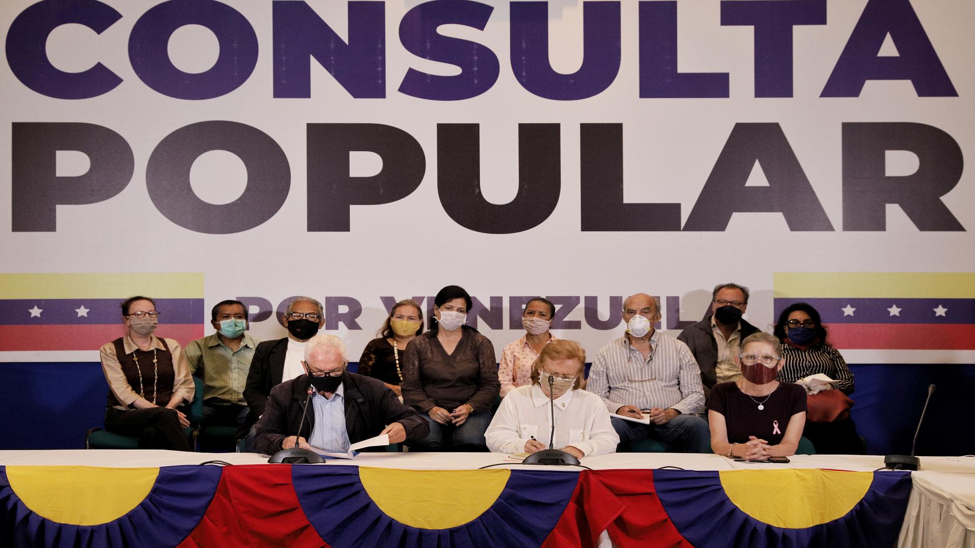 Enrique Colmenares: La consulta popular no es una receta mágica