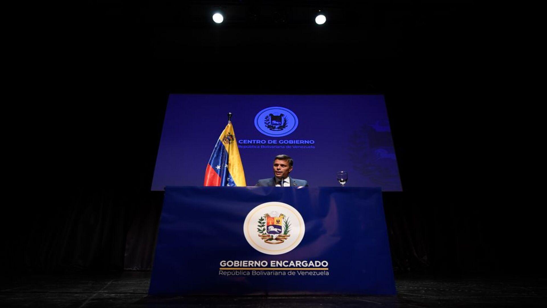 Es falso que Maduro negociara mi salida y otras perlas de Leopoldo López