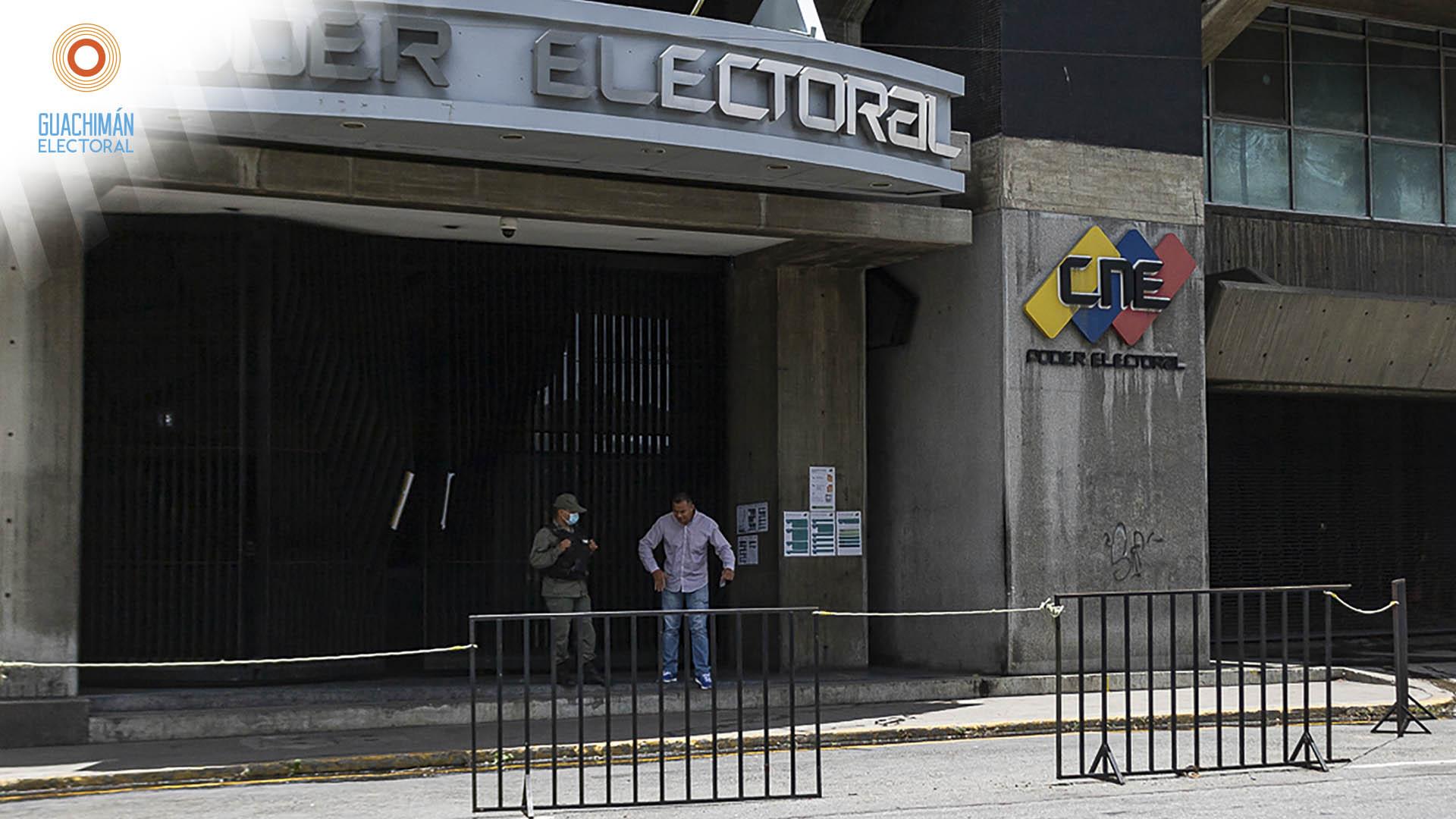 #GuachimánElectoral | Árbitro parcial, normas amañadas y falta de observación frenan aval internacional de las parlamentarias