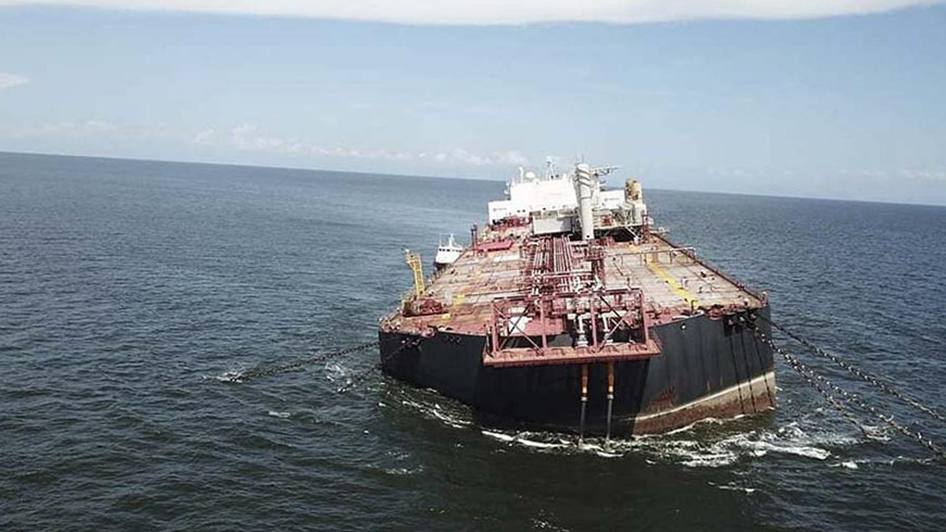 AN exige descargar crudo del buque Nabarima para evitar desastre ecológico