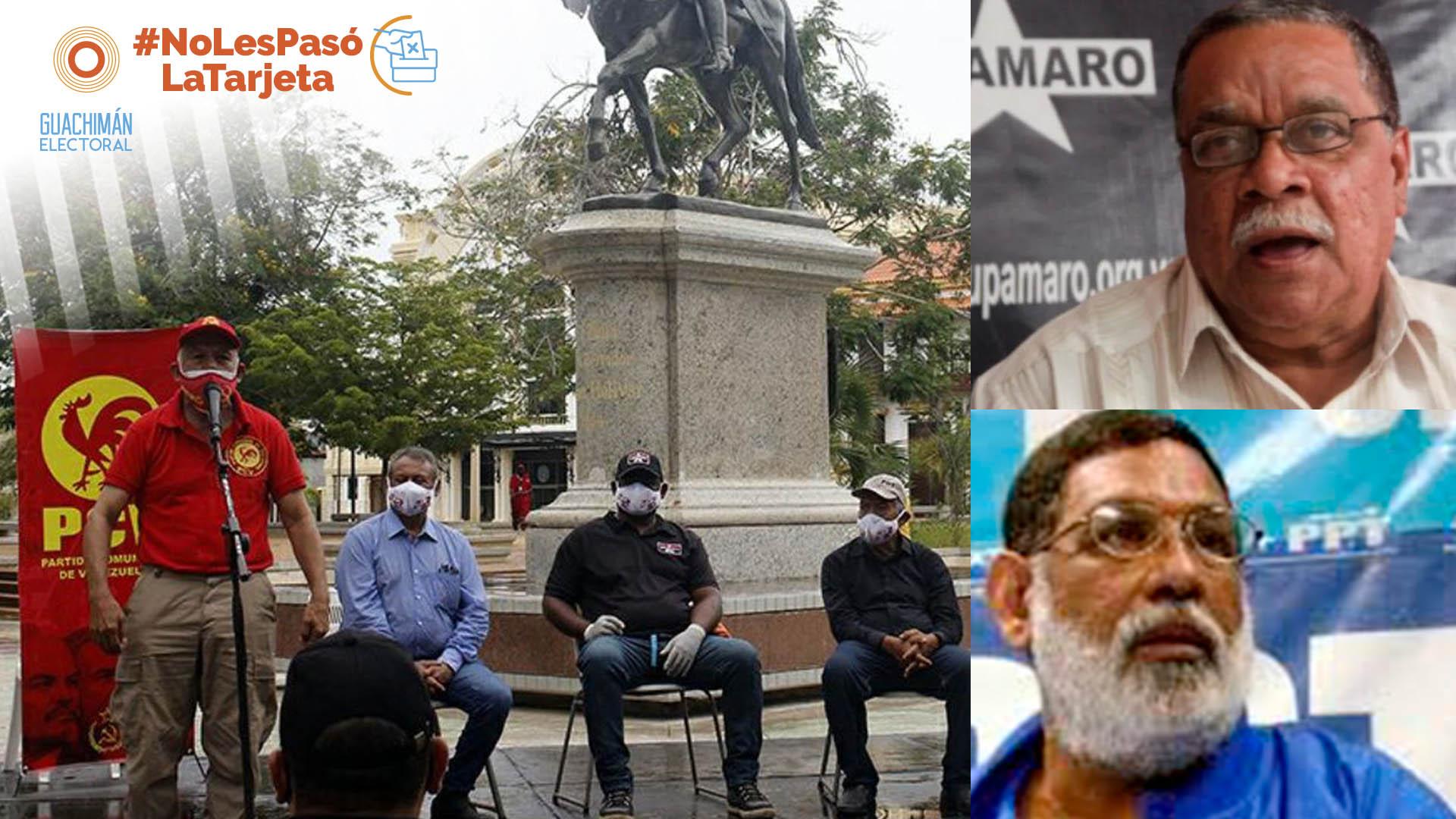 #NoLesPasóLaTarjeta | La cobija del PCV arropa a los excluidos del chavismo