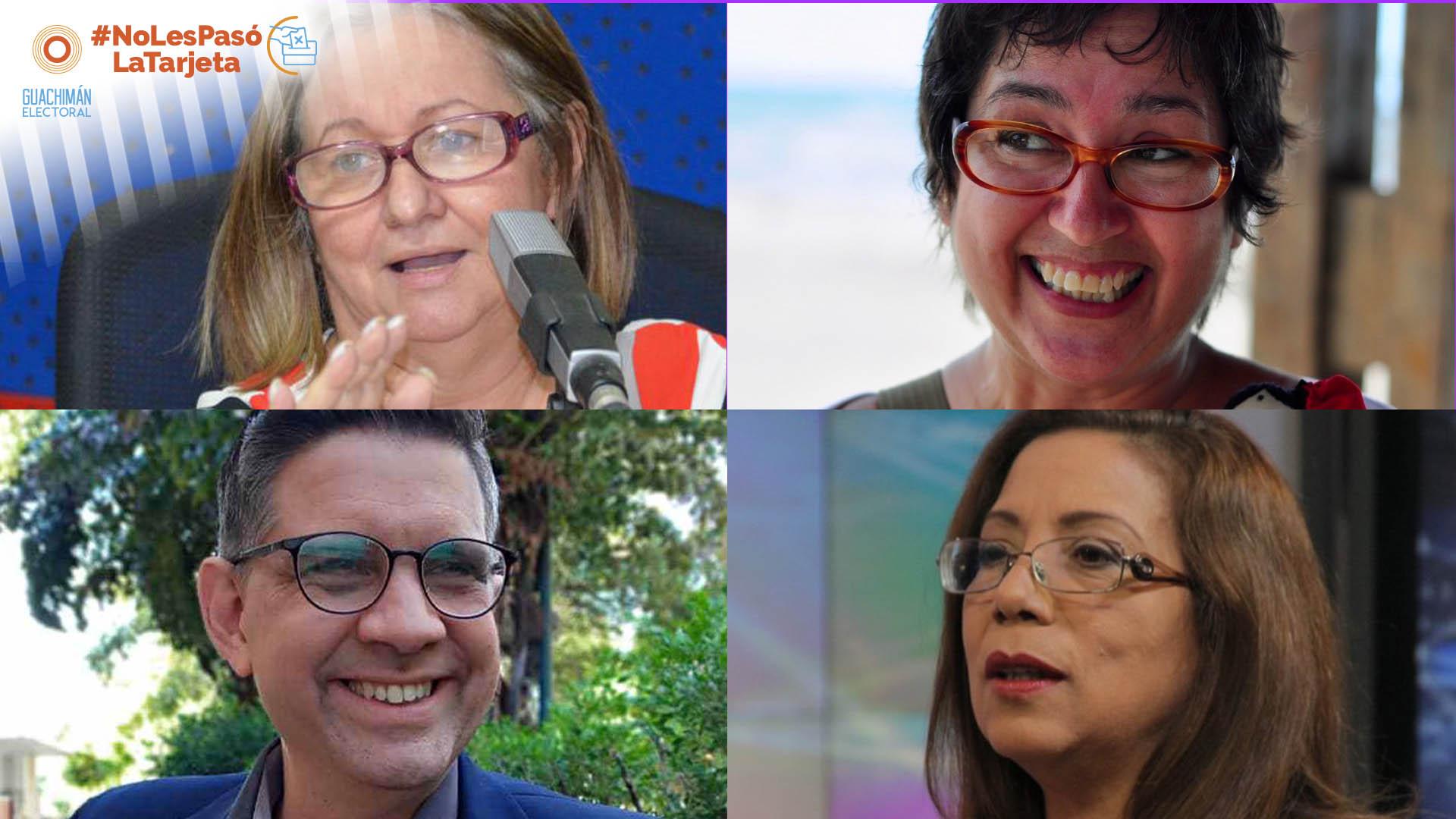 NoLesPasóLaTarjeta | El periodismo y la aspiración política se fueron a la Asamblea Nacional un día