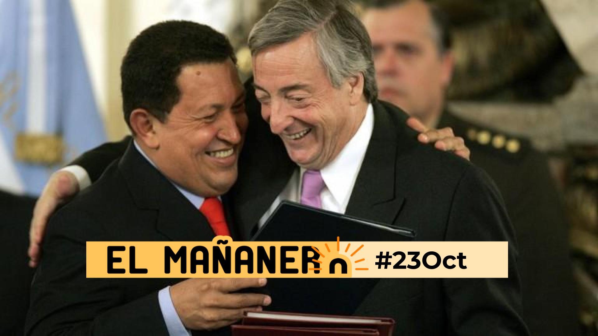 El Mañanero de hoy #23Oct: Las 8 noticias que debes saber