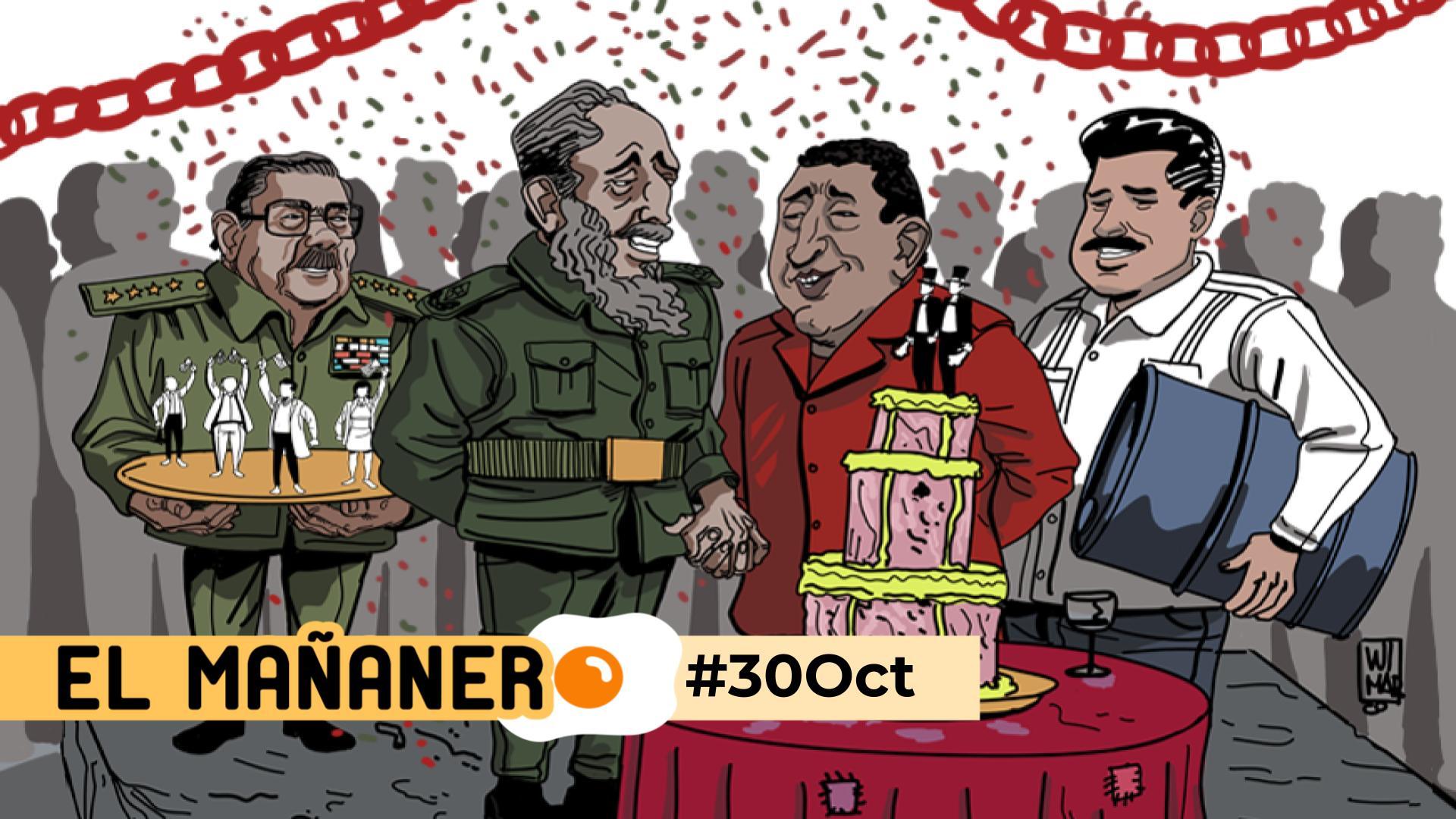 El Mañanero de hoy #30Oct: Las 8 noticias que debes saber