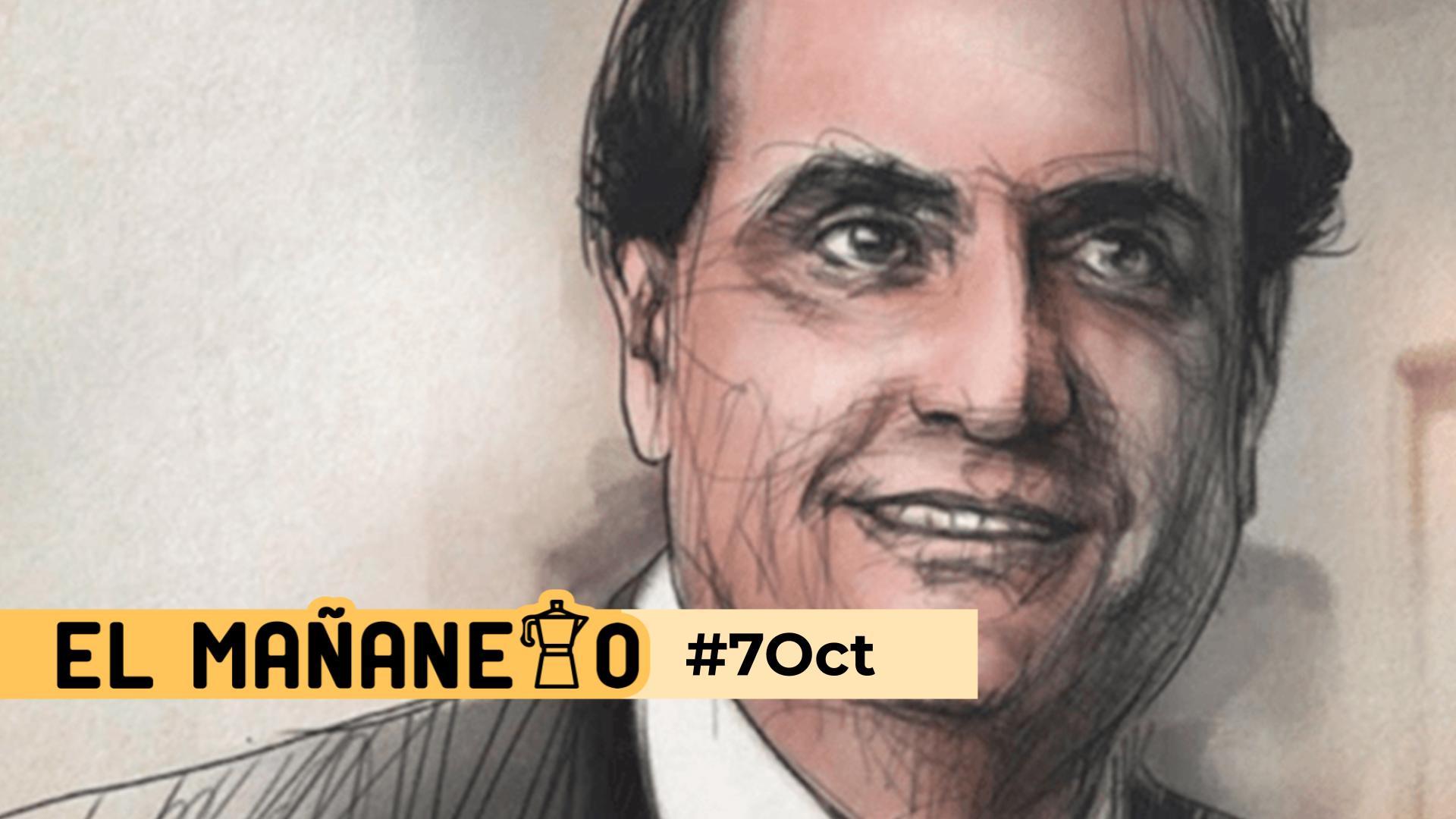 El Mañanero de hoy #7Oct: Las 8 noticias que debes saber