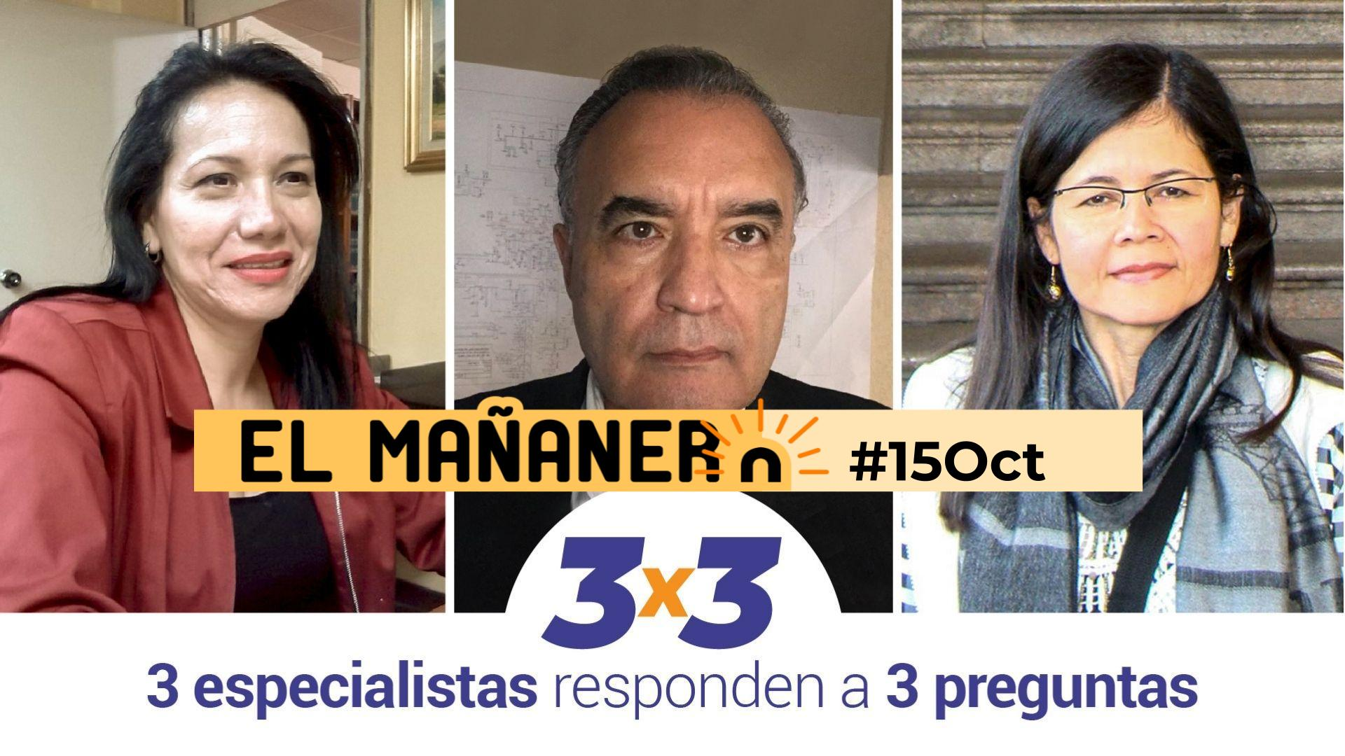 El Mañanero de hoy #15Oct: Las 8 noticias que debes saber