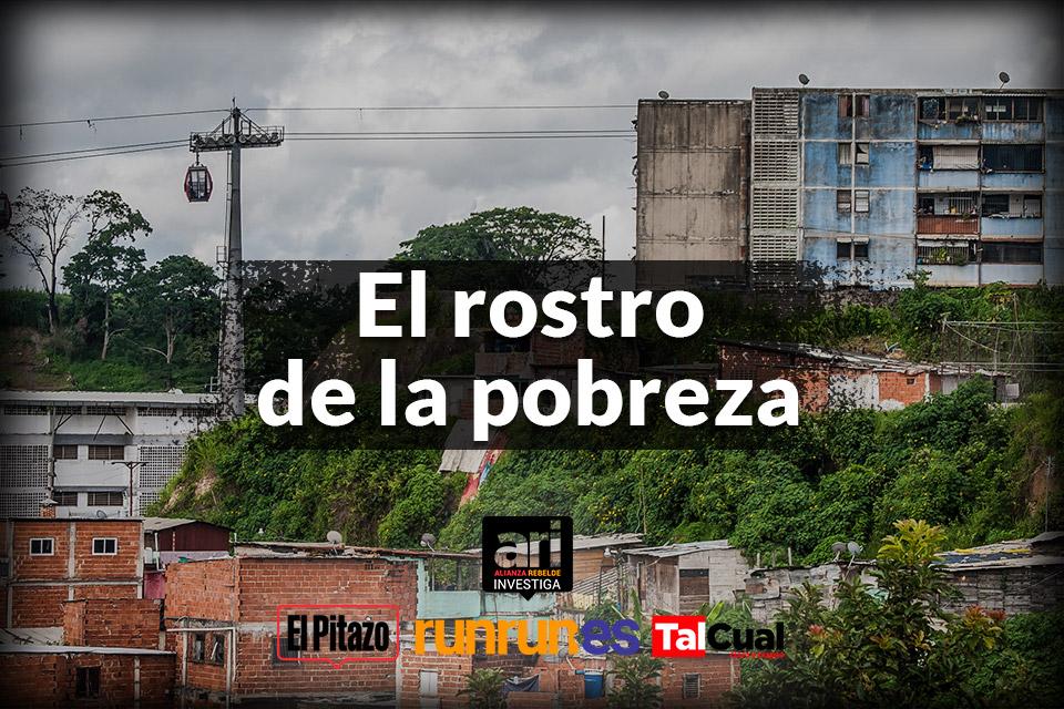 El rostro de la pobreza muestra las historias detrás de la Encovi 2019-2020
