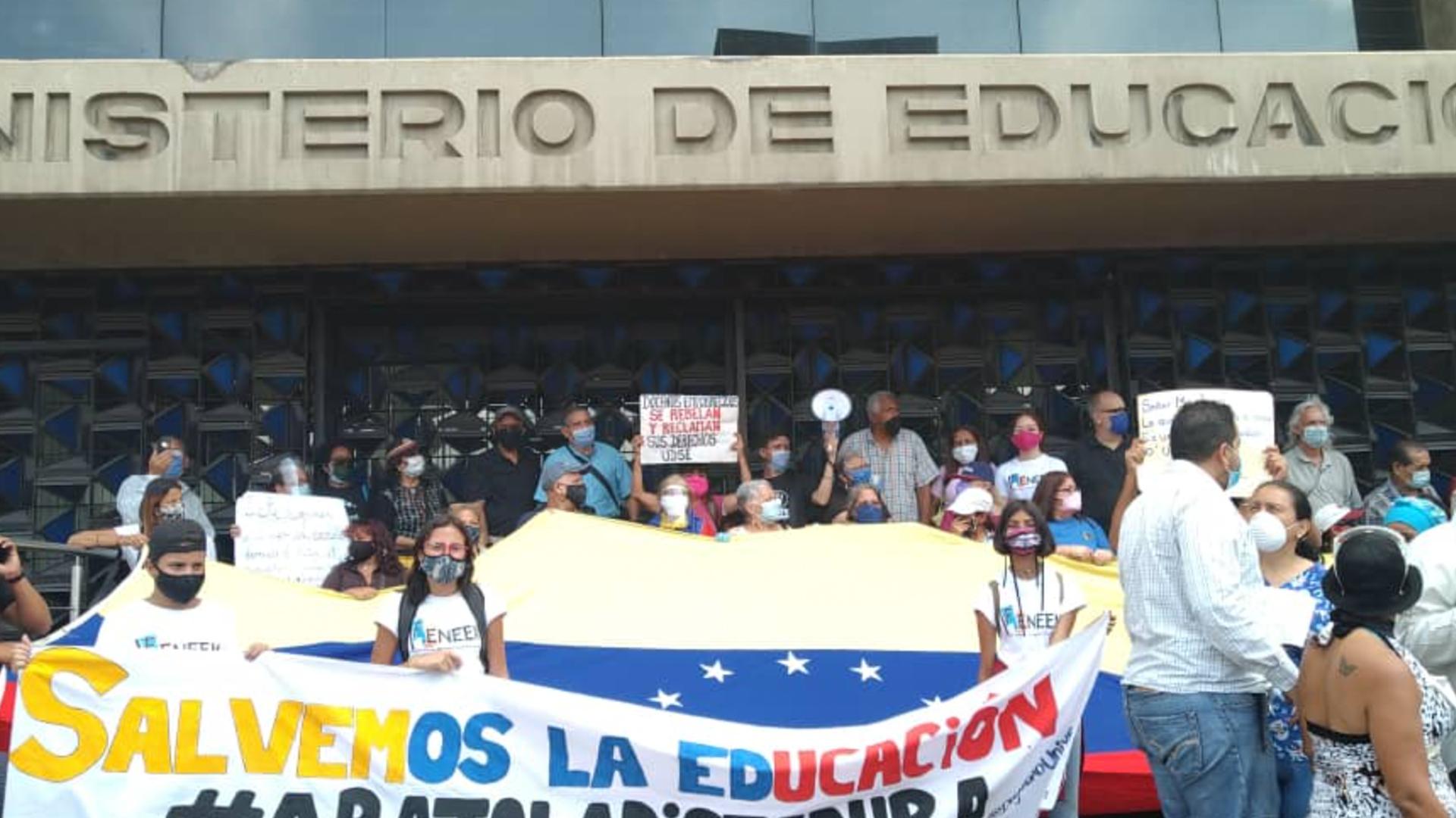 Inaesin: Anzoátegui y Lara fueron los estados con más protestas laborales en octubre