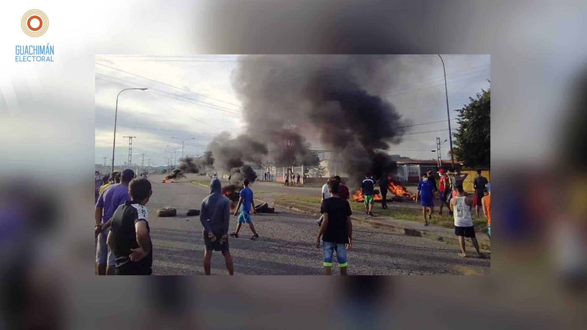 #GuachimánElectoral | Del 21 al 27#Sep: DD. HH. y protestas anularon el tema #6D en redes sociales