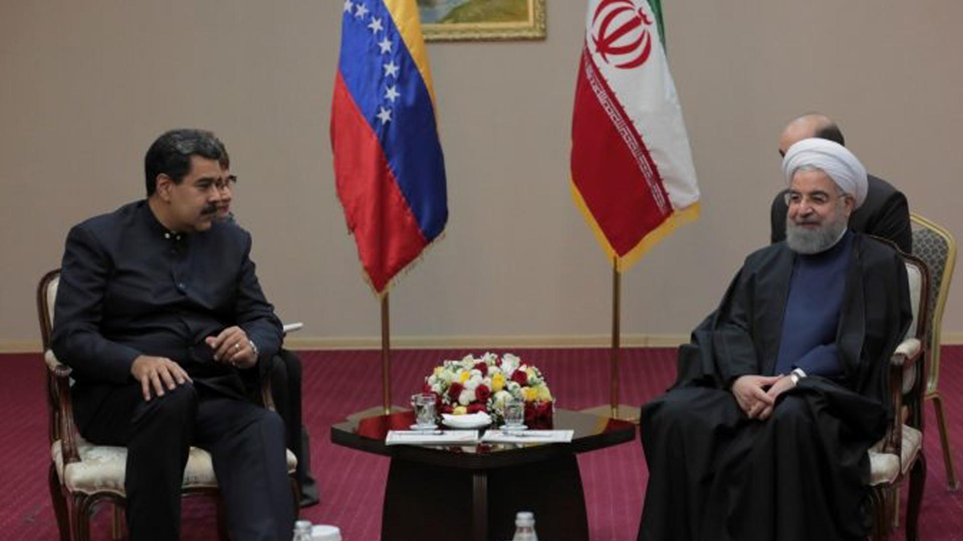 Irán, Rusia y China: los amigos de Maduro que valen oro
