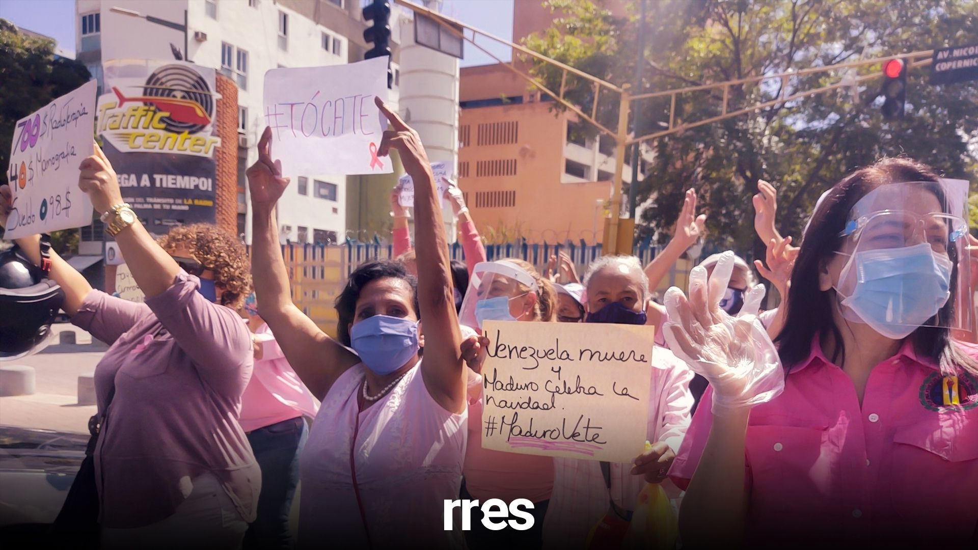 Cinco mil mujeres con cáncer de mama no tienen acceso a tratamientos en Venezuela