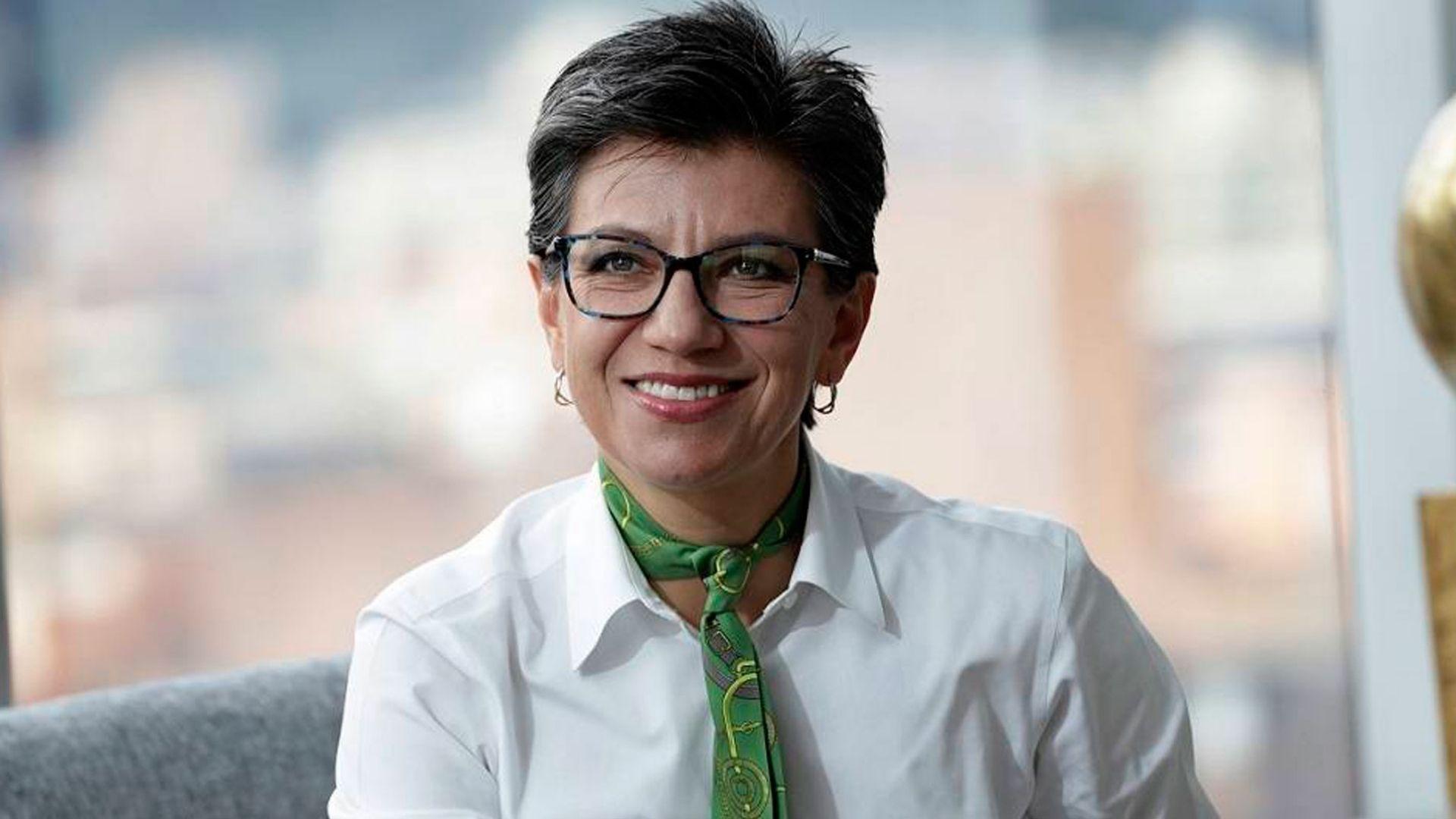 Alcaldesa de Bogotá causa indignación por comentarios contra migrantes venezolanos