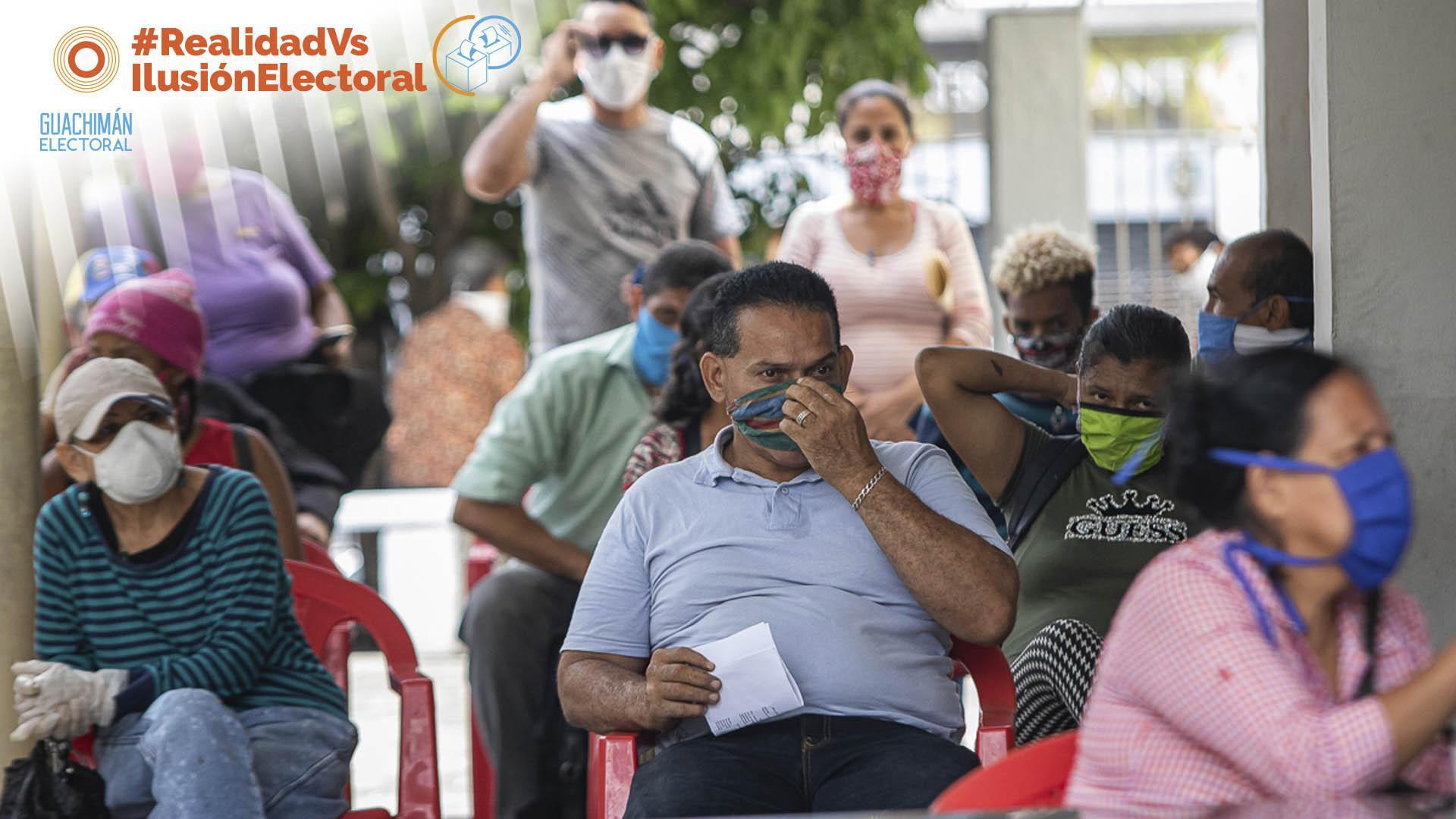 #GuachimánElectoral | Del 12 al #18Oct las protestas sociales dominaron Twitter sobre las elecciones