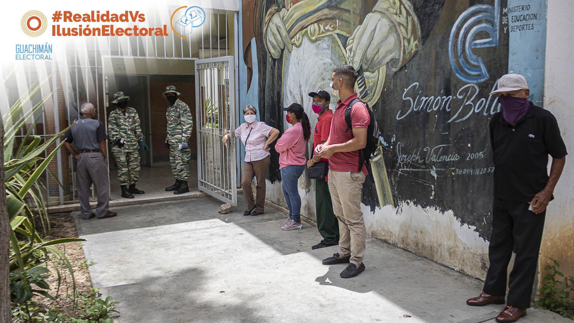 #GuachimánElectoral | Del 19 al #25Oct: el simulacro y el chavismo revivieron tema electoral en Twitter