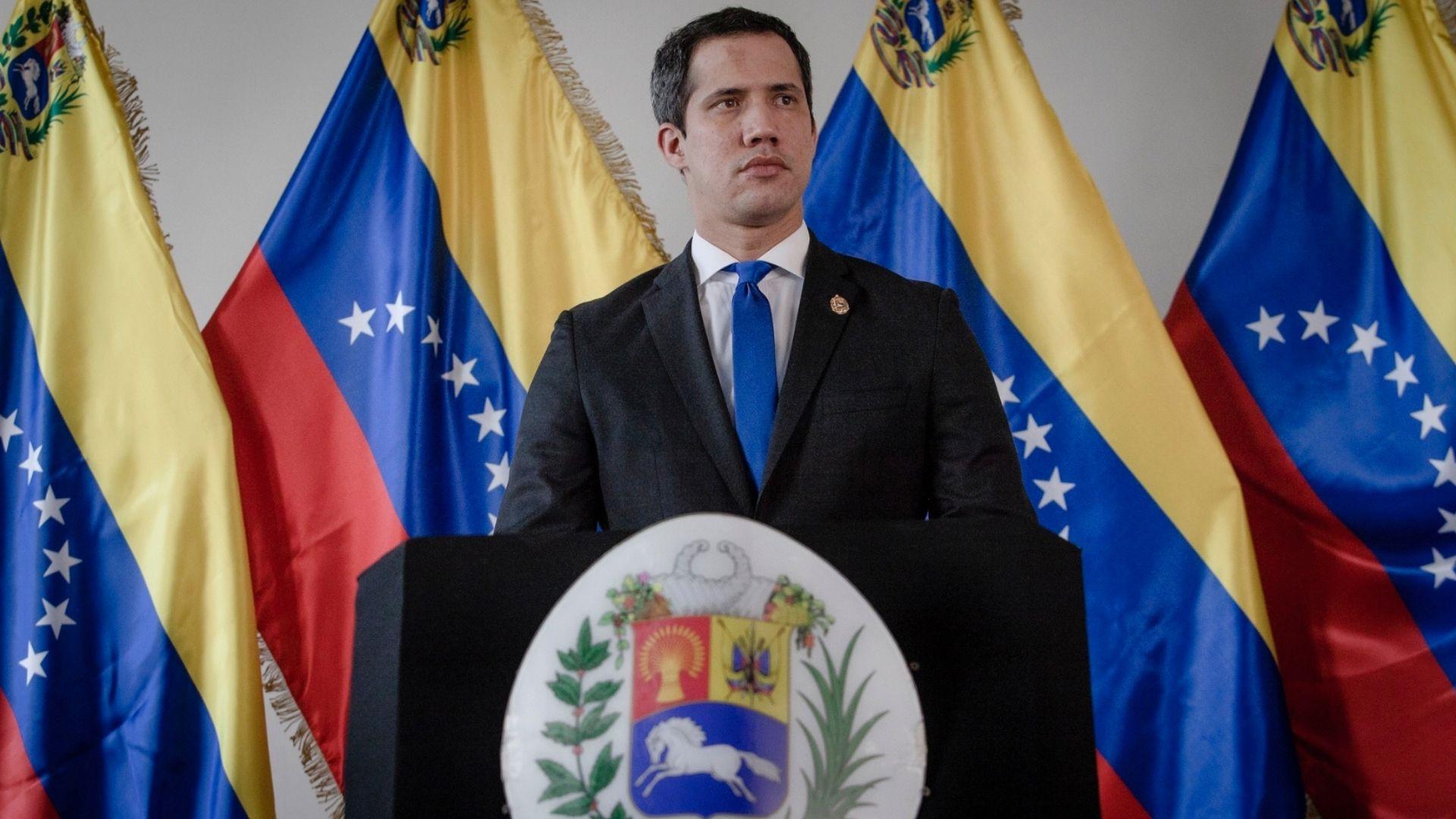 """Guaidó asegura que la AN """"seguirá firme"""" hasta que haya """"elecciones libres"""""""