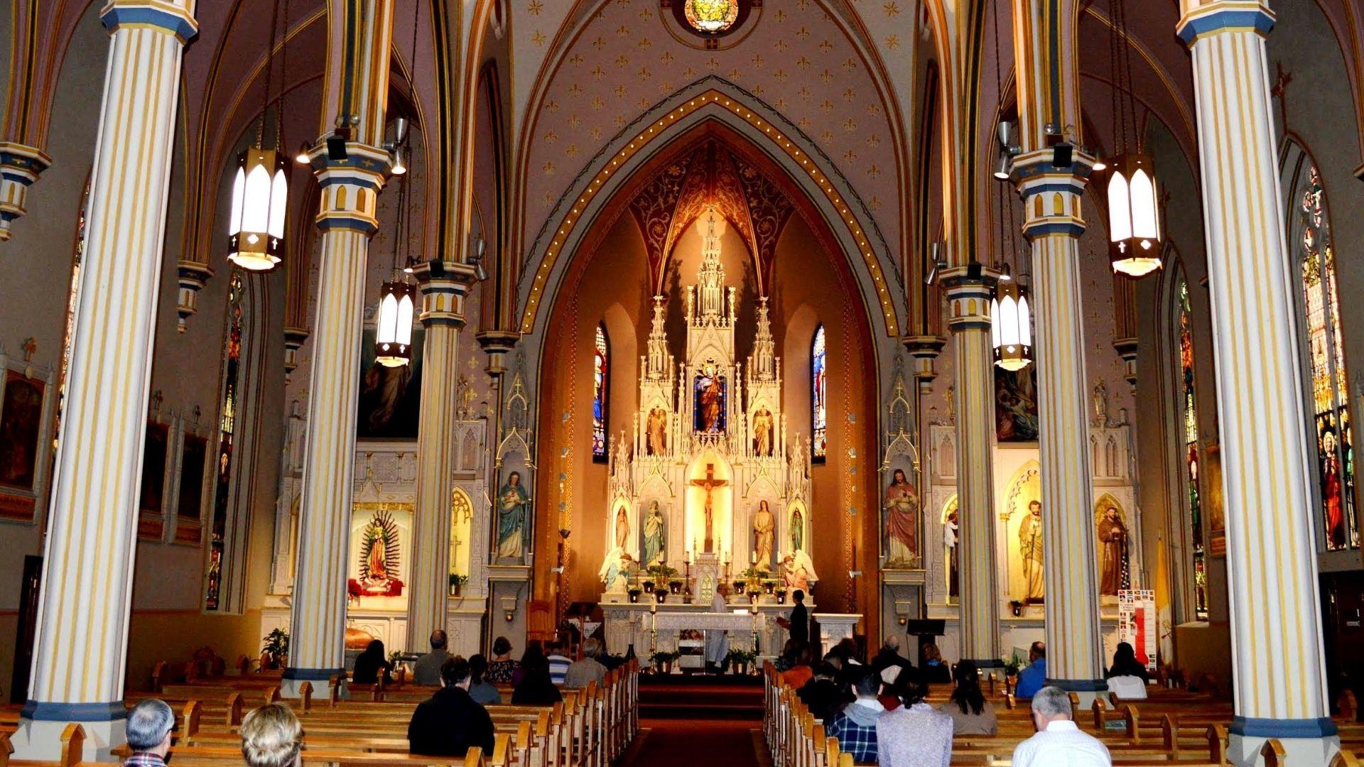 Templos religiosos reabrirán el próximo domingo 1 de noviembre