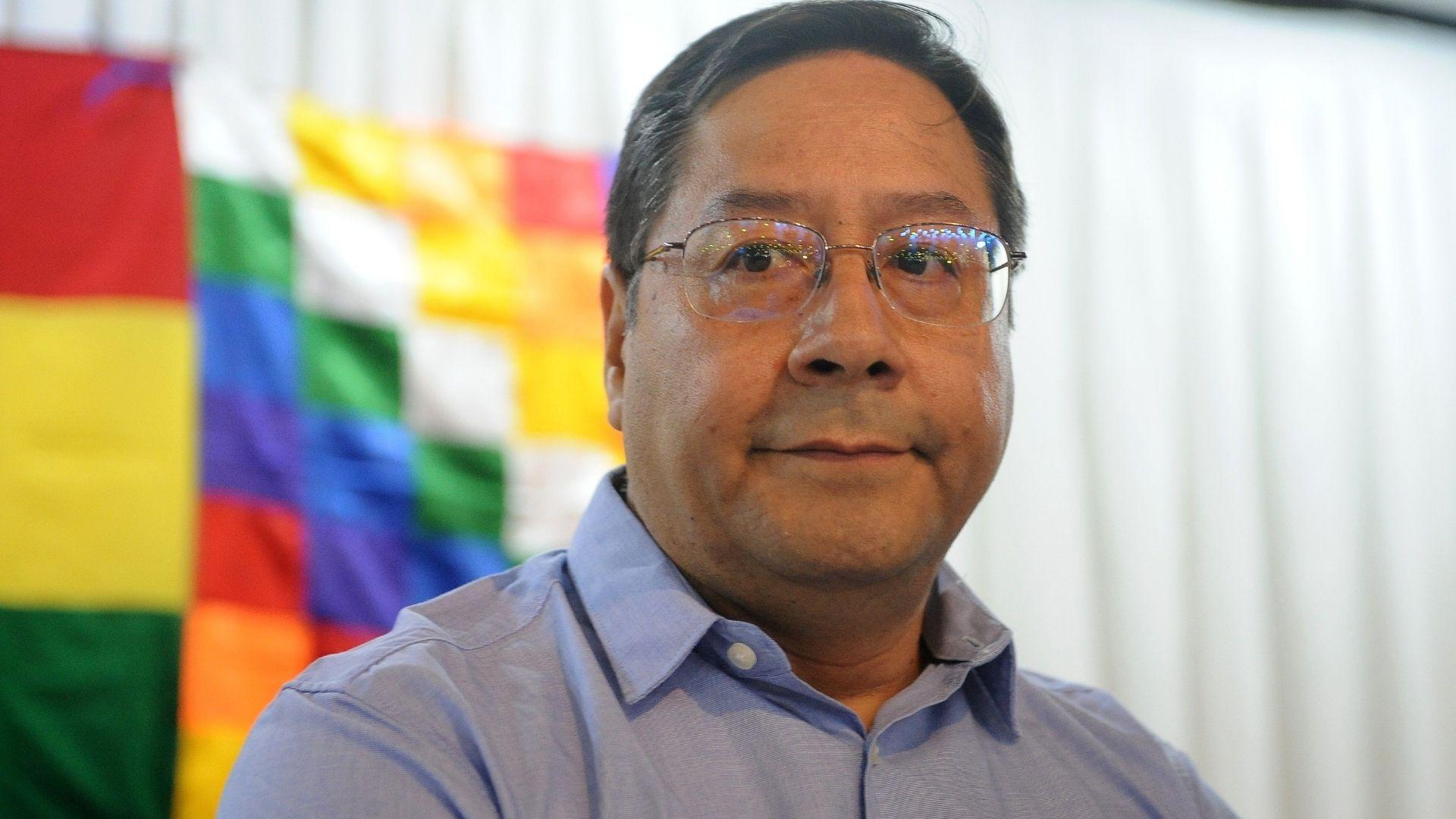 Luis Arce, candidato de Evo Morales es el nuevo presidente de Bolivia