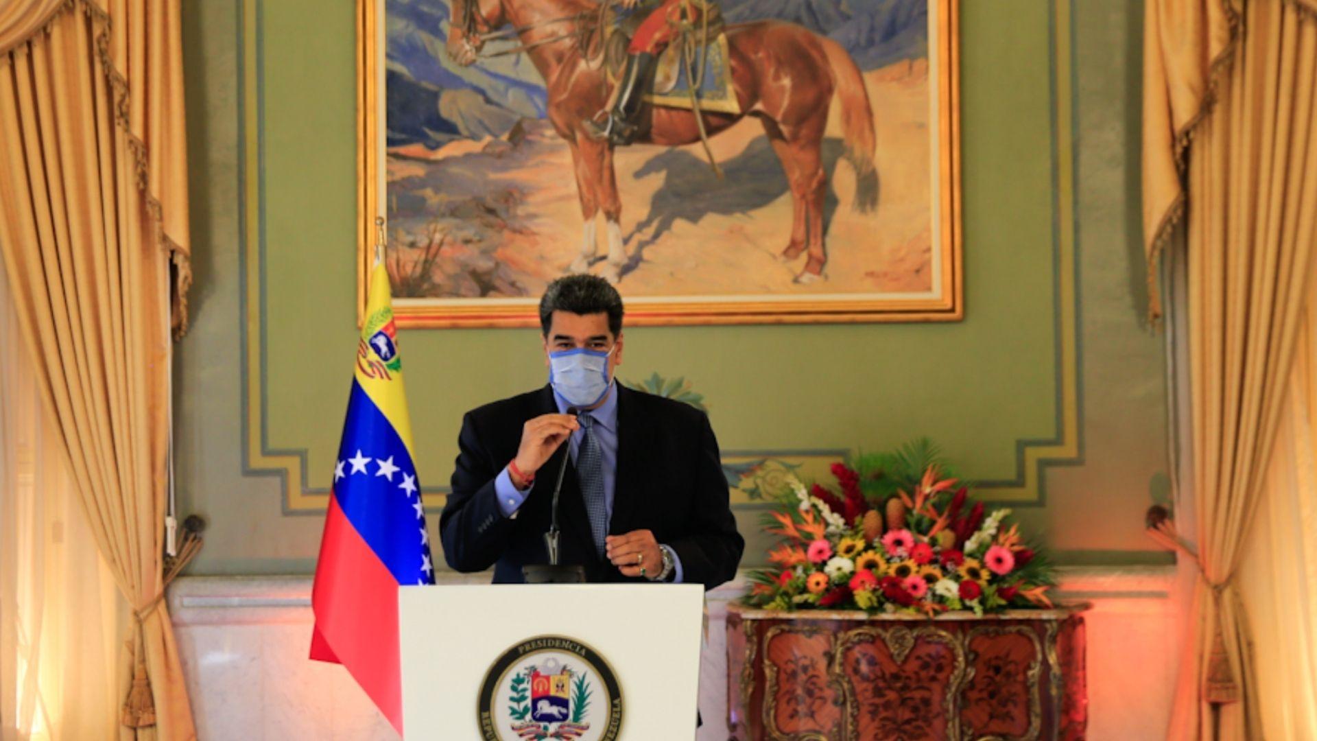 Maduro votará en Fuerte Tiuna aunque está inscrito en un centro electoral de Catia