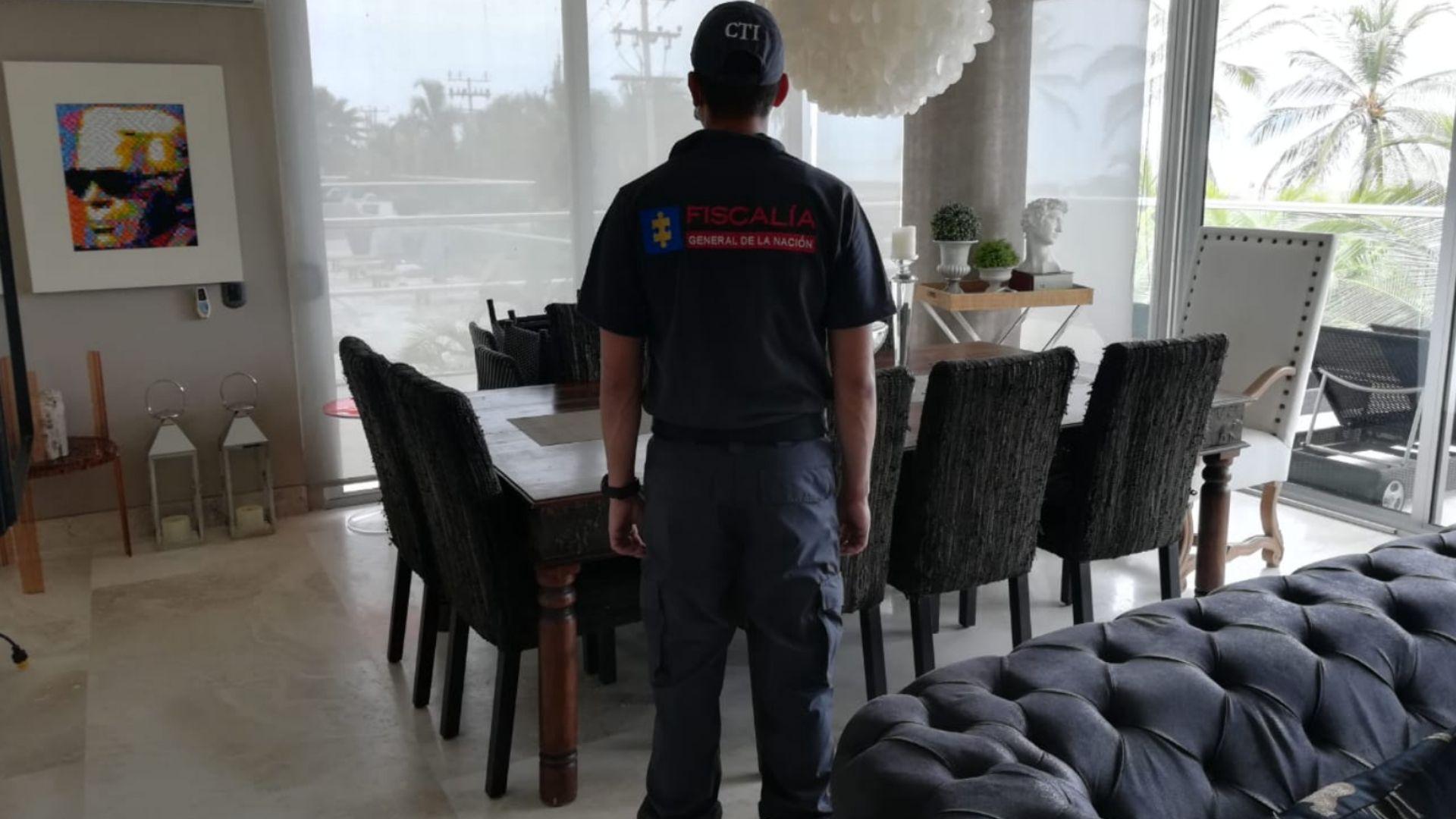 Fiscalía de Colombia aplica medidas cautelares a 6 propiedades de Alex Saab