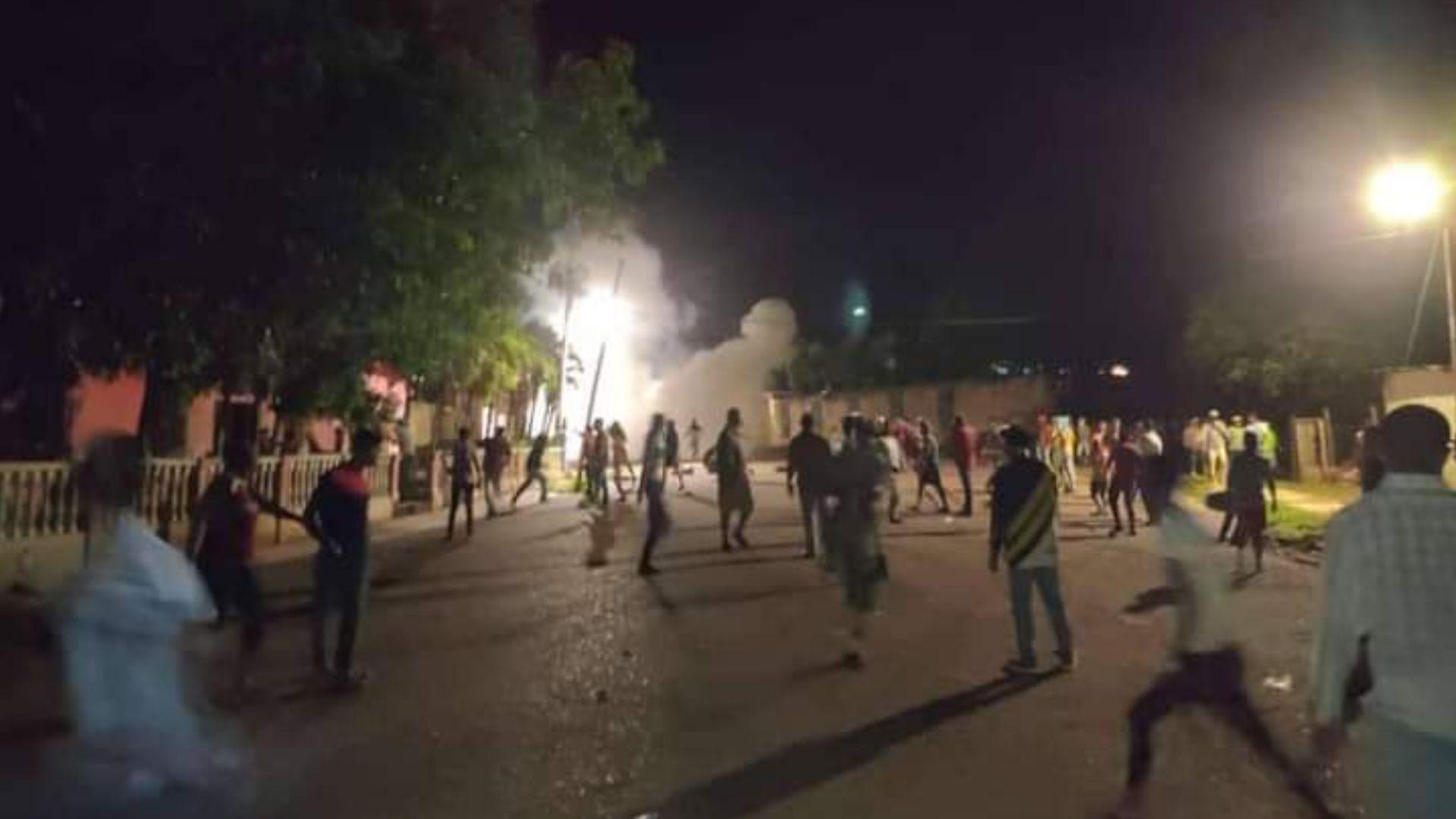 Privan de libertad a tres hombres por protestas en la Guajira