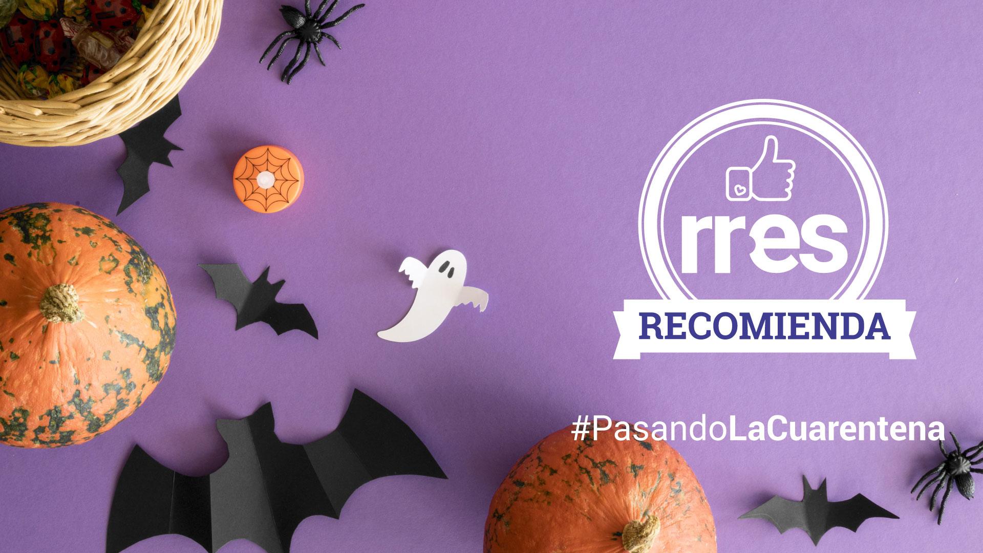#PasandoLaCuarentena | 5 películas clásicas de Halloween para ver en familia