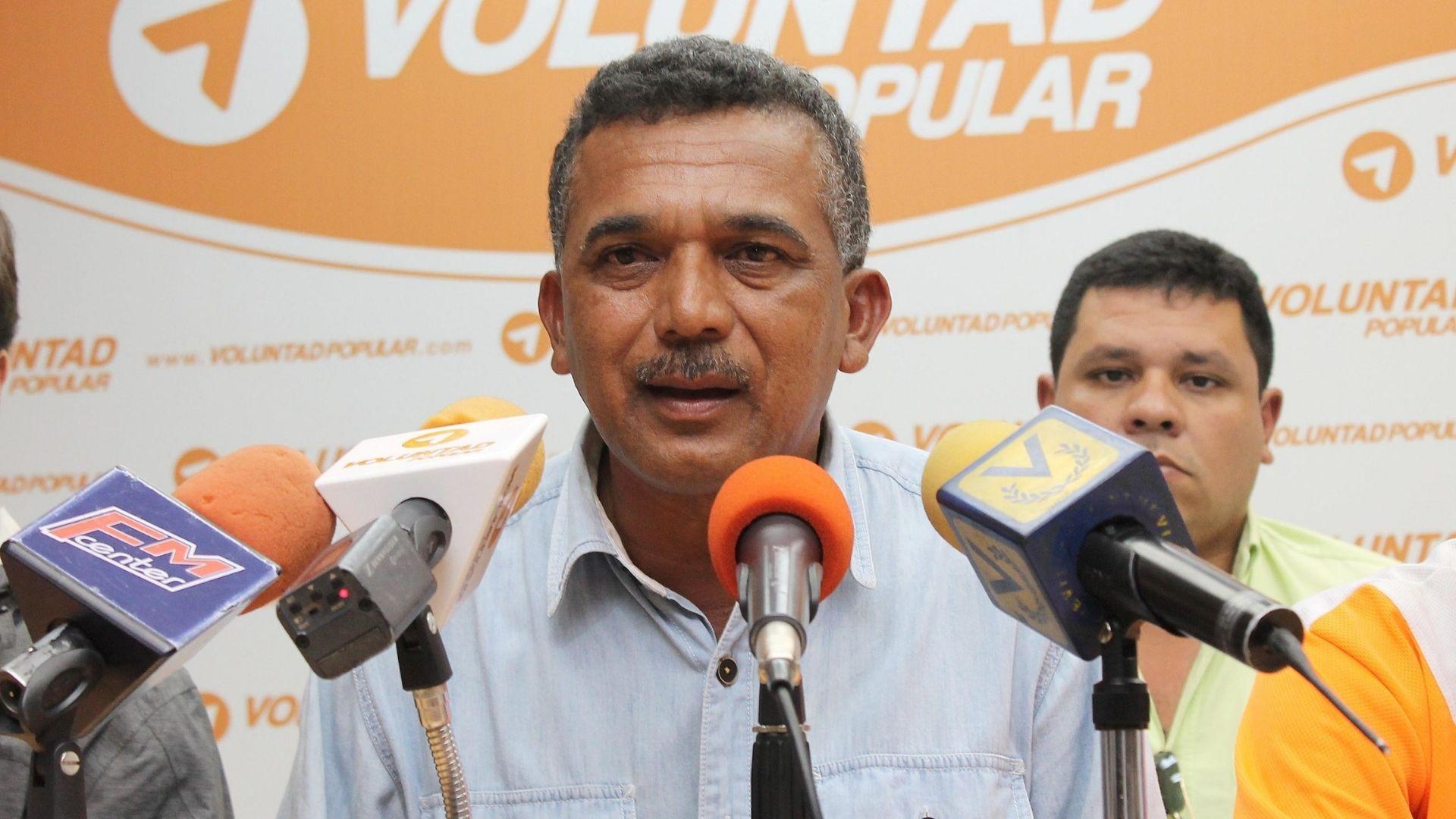 VP denuncia detención del dirigente Yovanny Salazar en Guárico