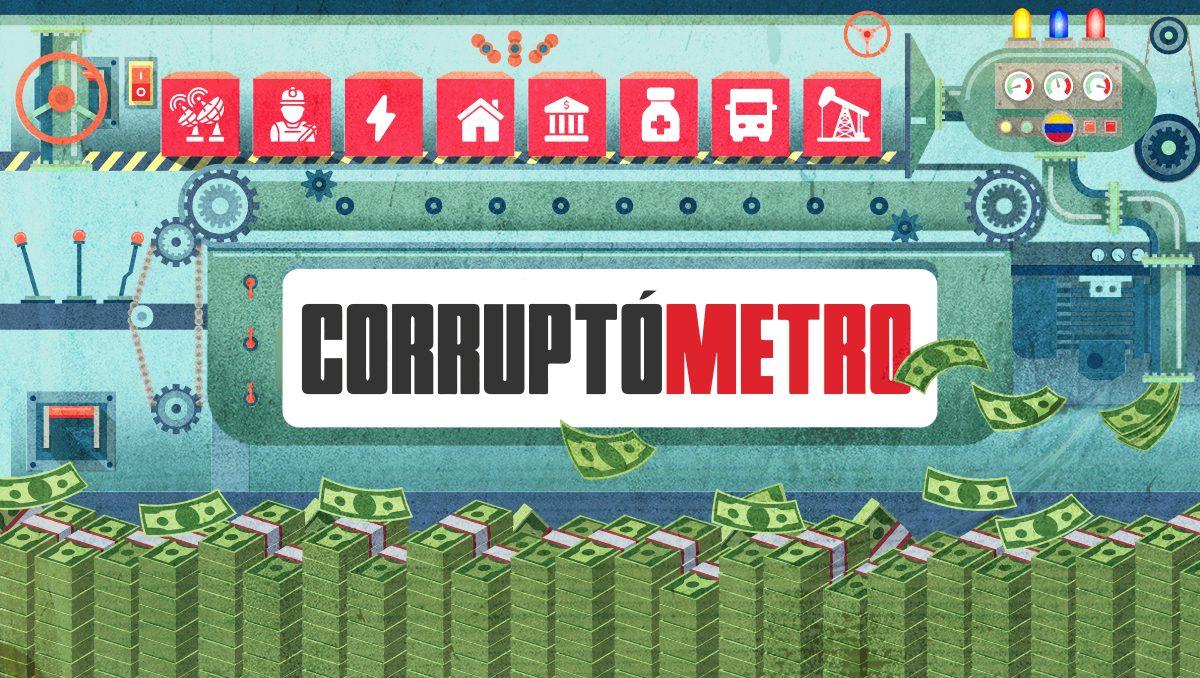ESPECIAL | Alianza investigativa presenta mapa de la  criminalidad económica con el Corruptómetro
