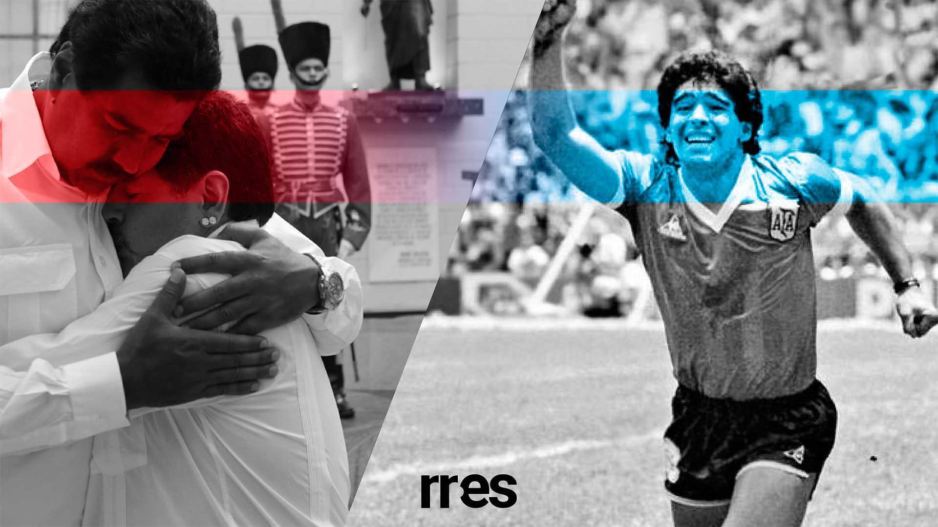 Maradona: del Olimpo al Hades, por Carolina Jaimes Branger