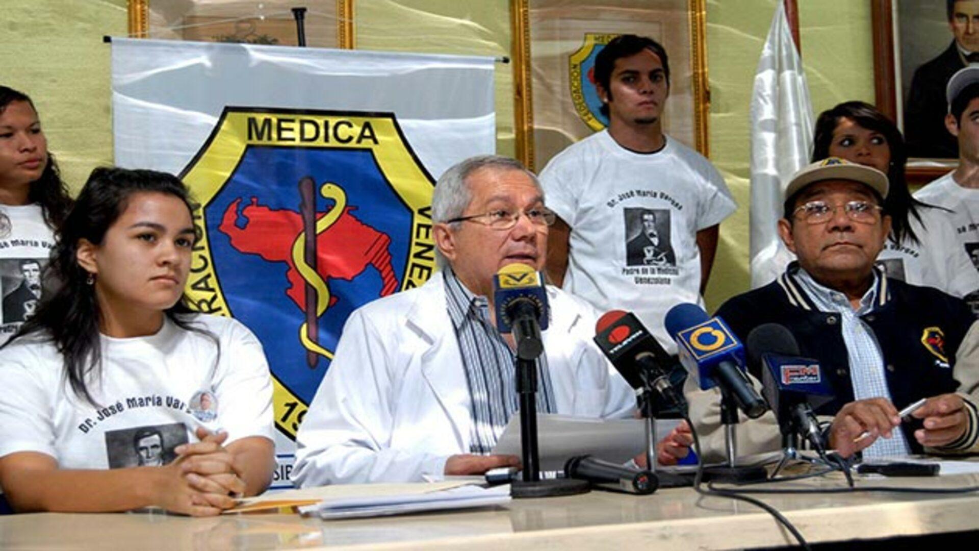 Federación Médica Venezolana considera una irresponsabilidad flexibilizar cuarentena en diciembre