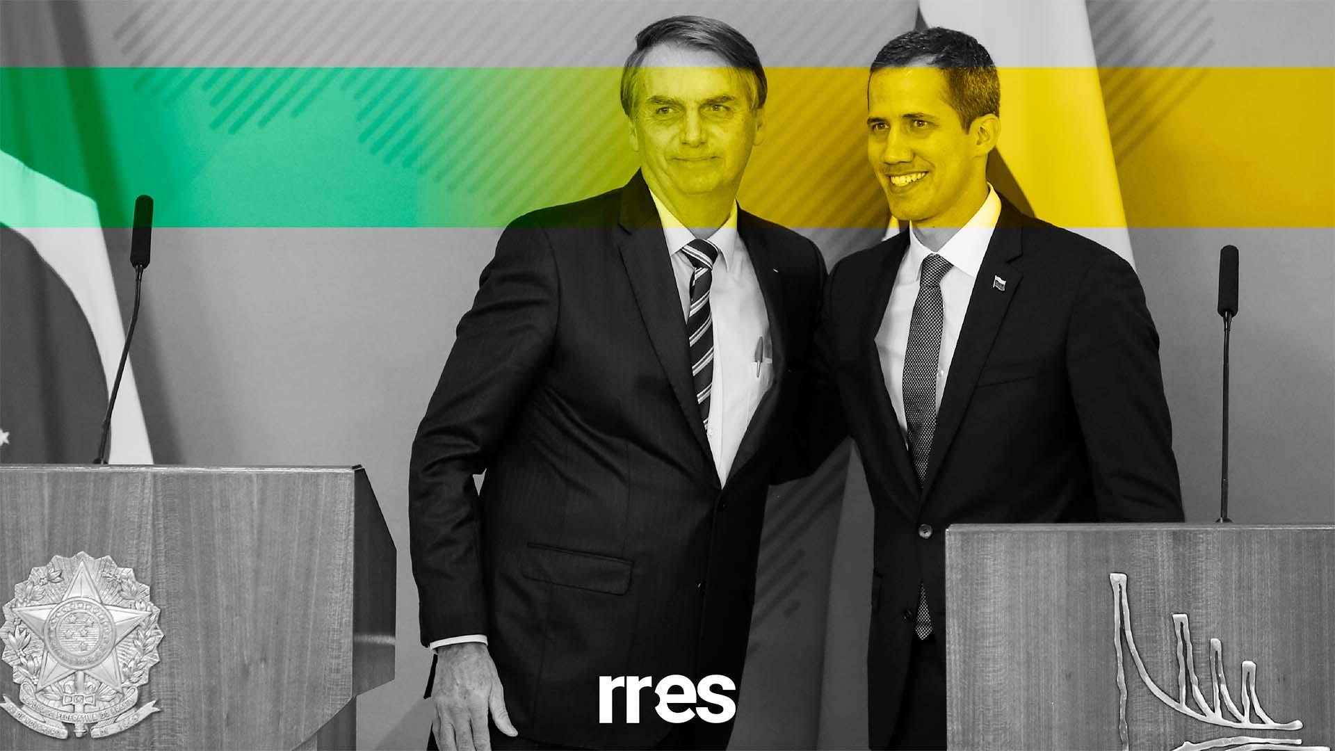 Informe Otálvora | Bolsonaro cobra a Guaidó deuda de Chávez y Maduro, por Edgar C. Otálvora