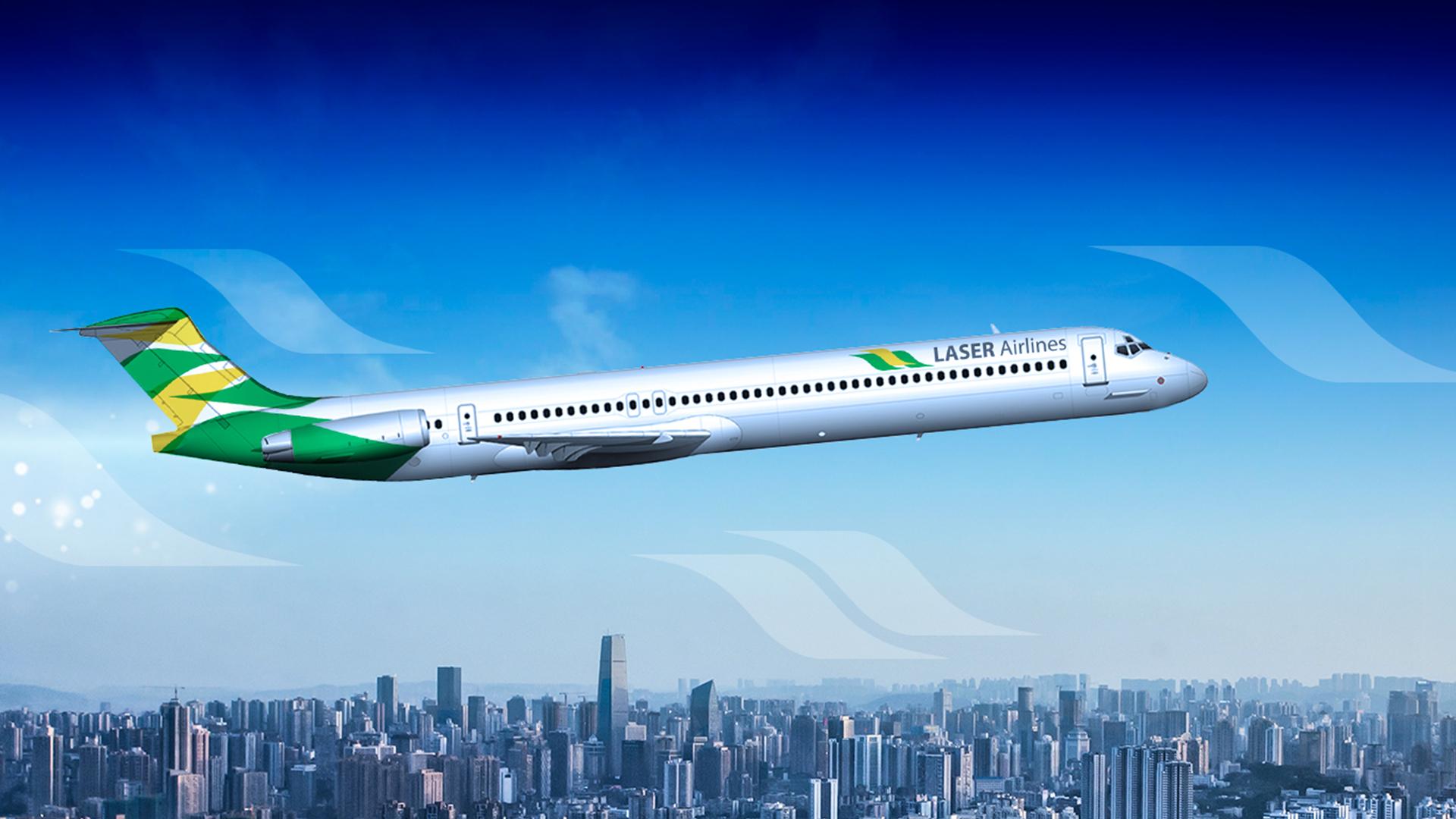 Laser Airlines reanuda vuelos hacia República Dominicana