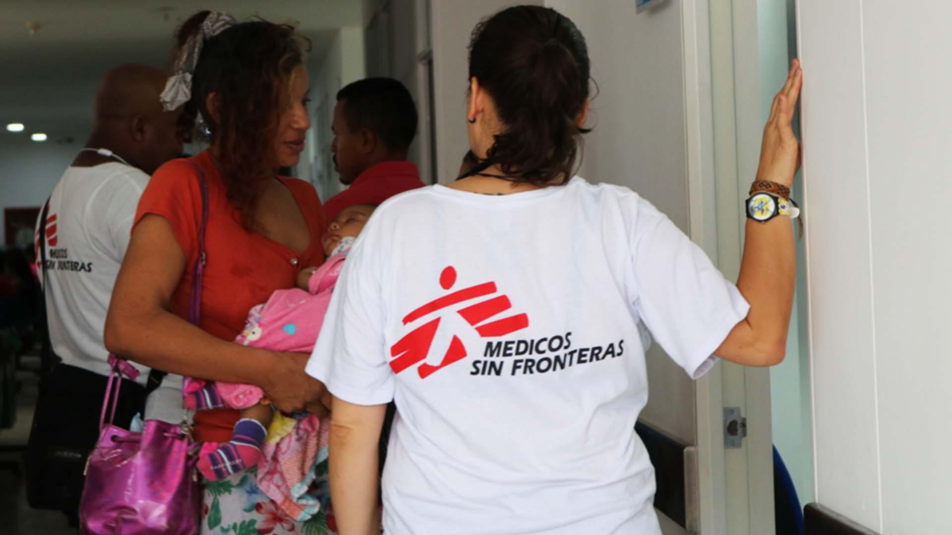 Médicos Sin Fronteras abandona actividad en el Pérez de León por restricciones a su personal
