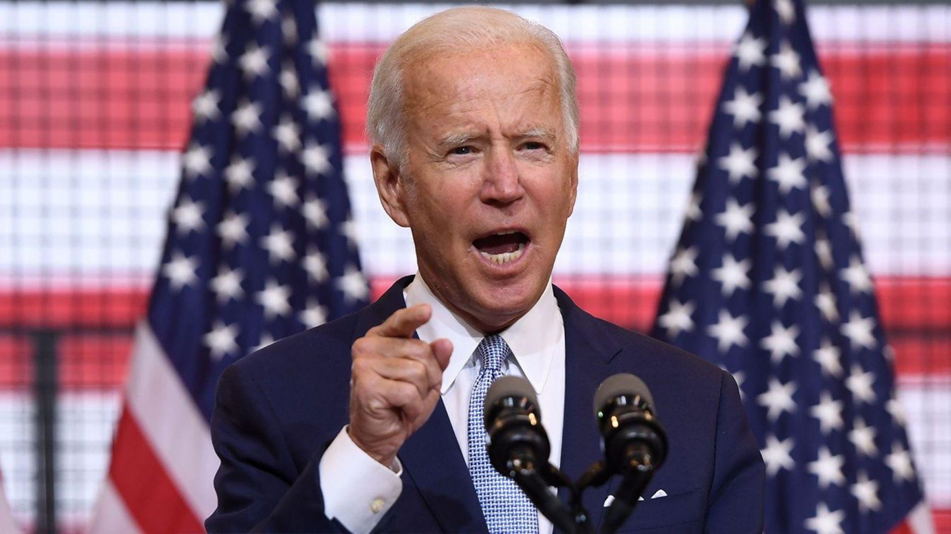 Joe Biden promete sanar y unificar a Estados Unidos
