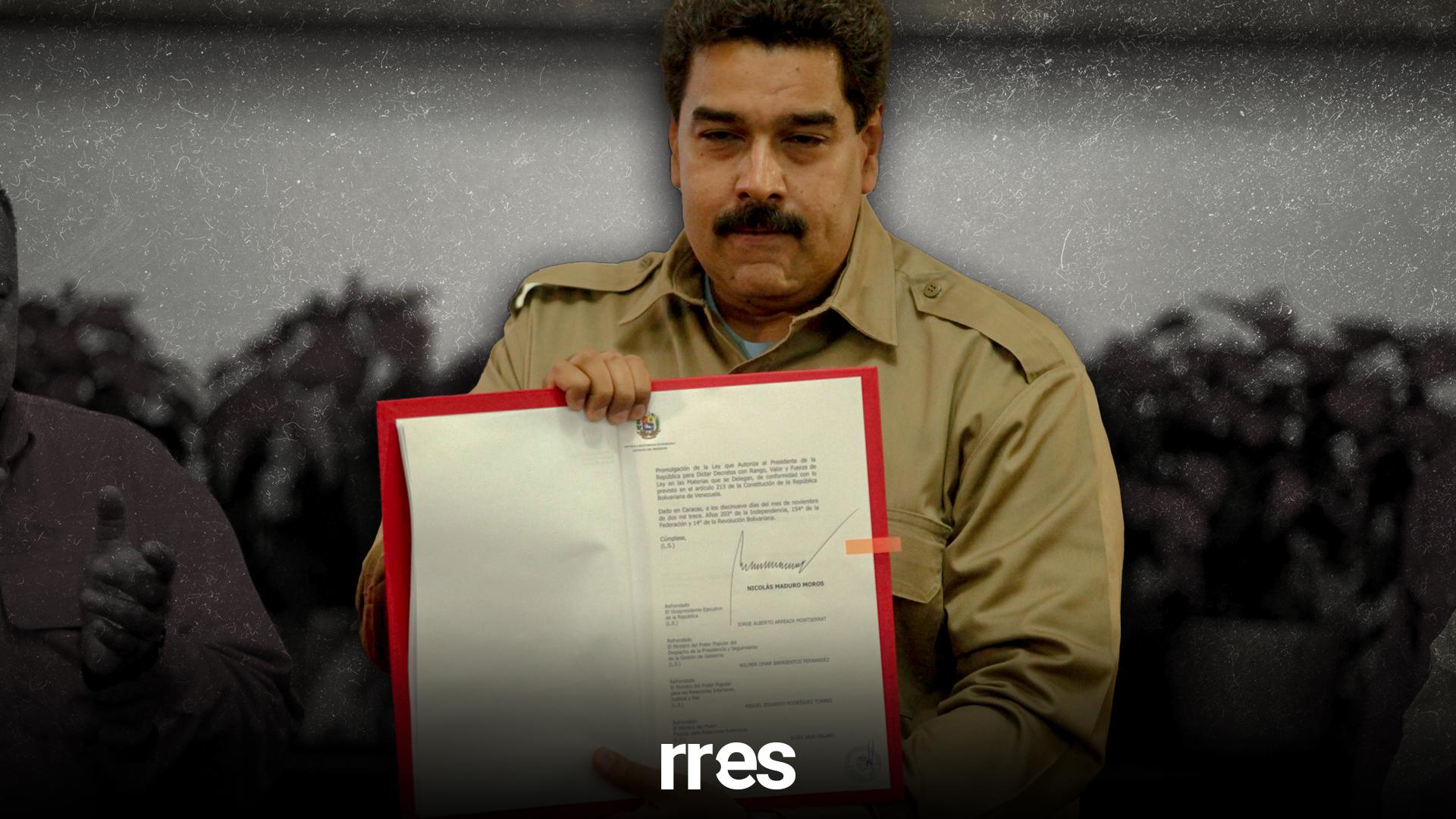 Maduro avanza hacia un capitalismo de oligarcas