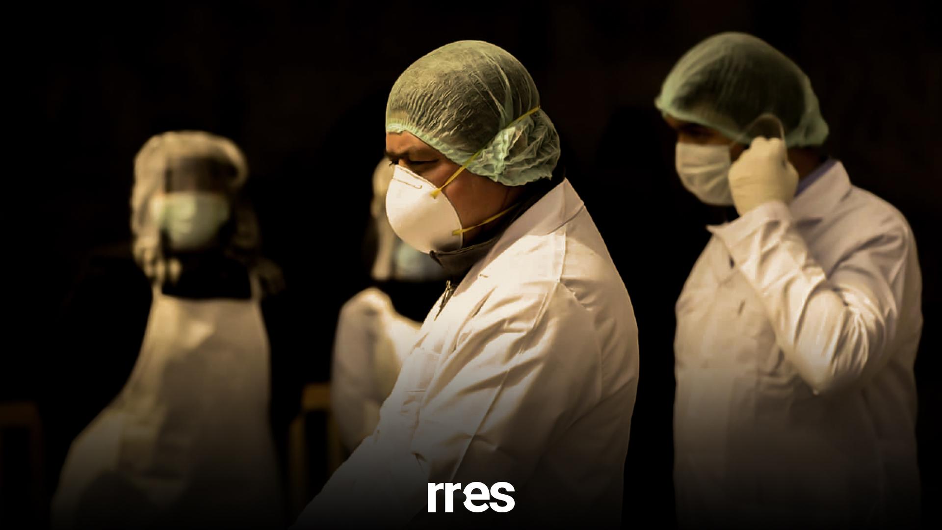 Médicos venezolanos siguen ejerciendo pese al miedo al contagio