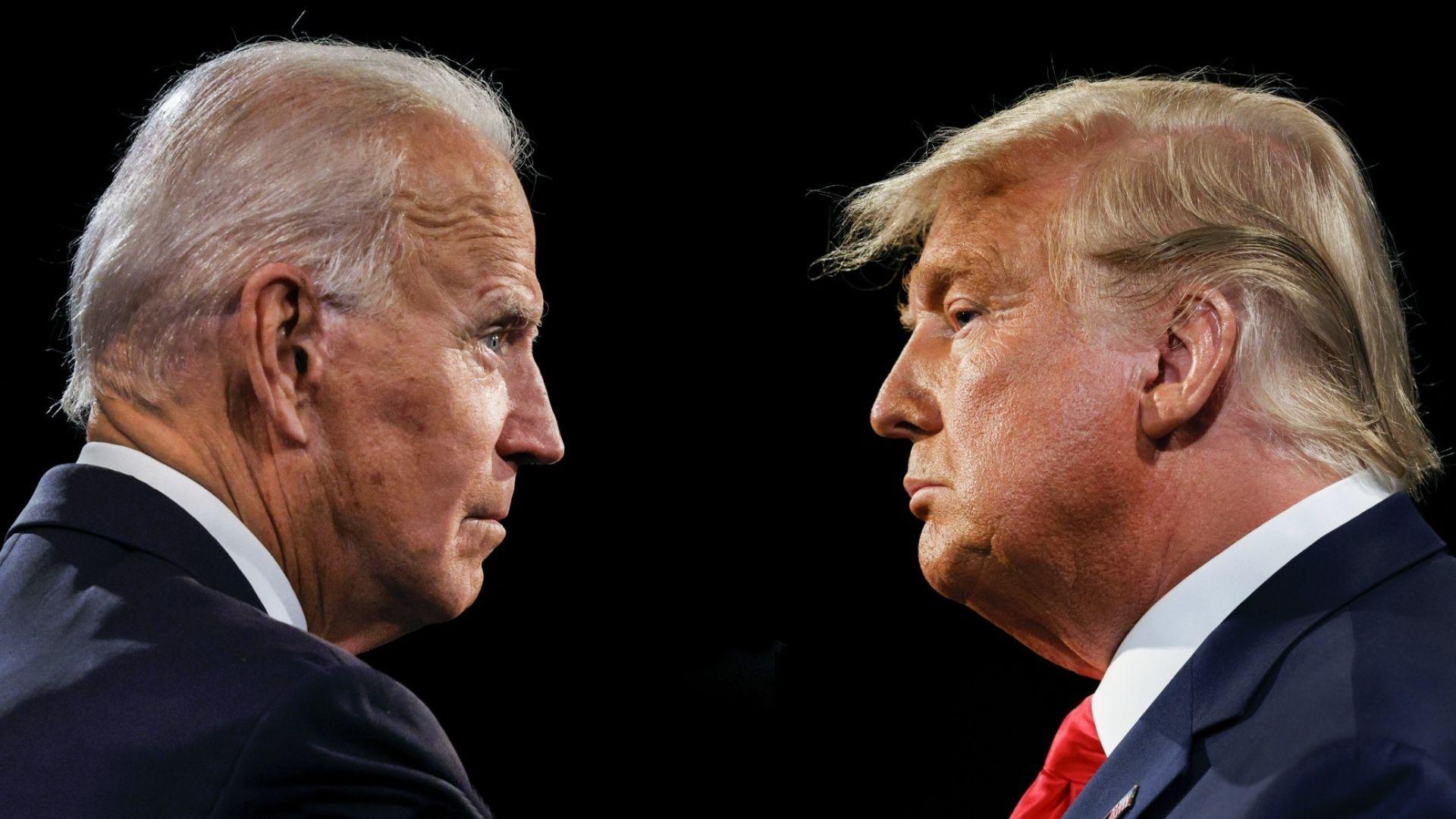 Lo que podría pasar si hay empate entre Trump y Biden