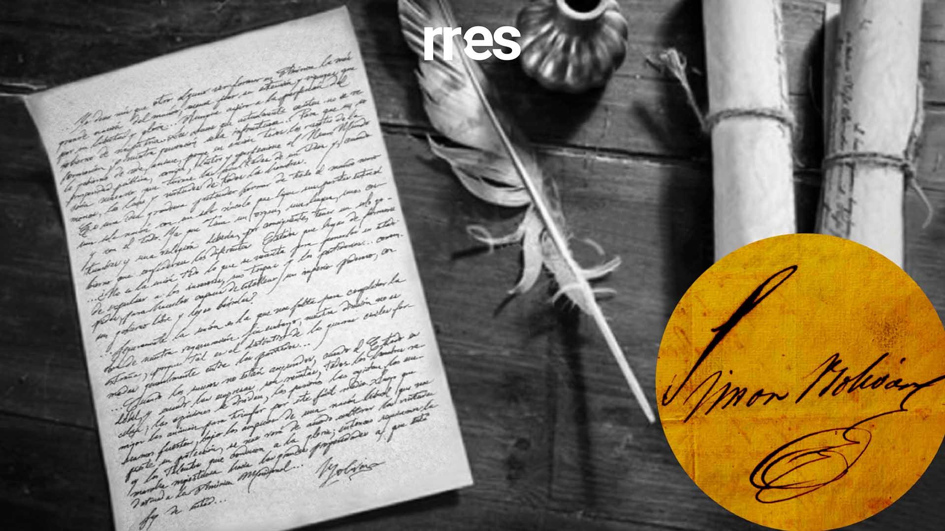 #10DocumentosBolivarianos   La Carta de Jamaica, o la reivindicación de la aristocracia americana, por Elías Pino Iturrieta