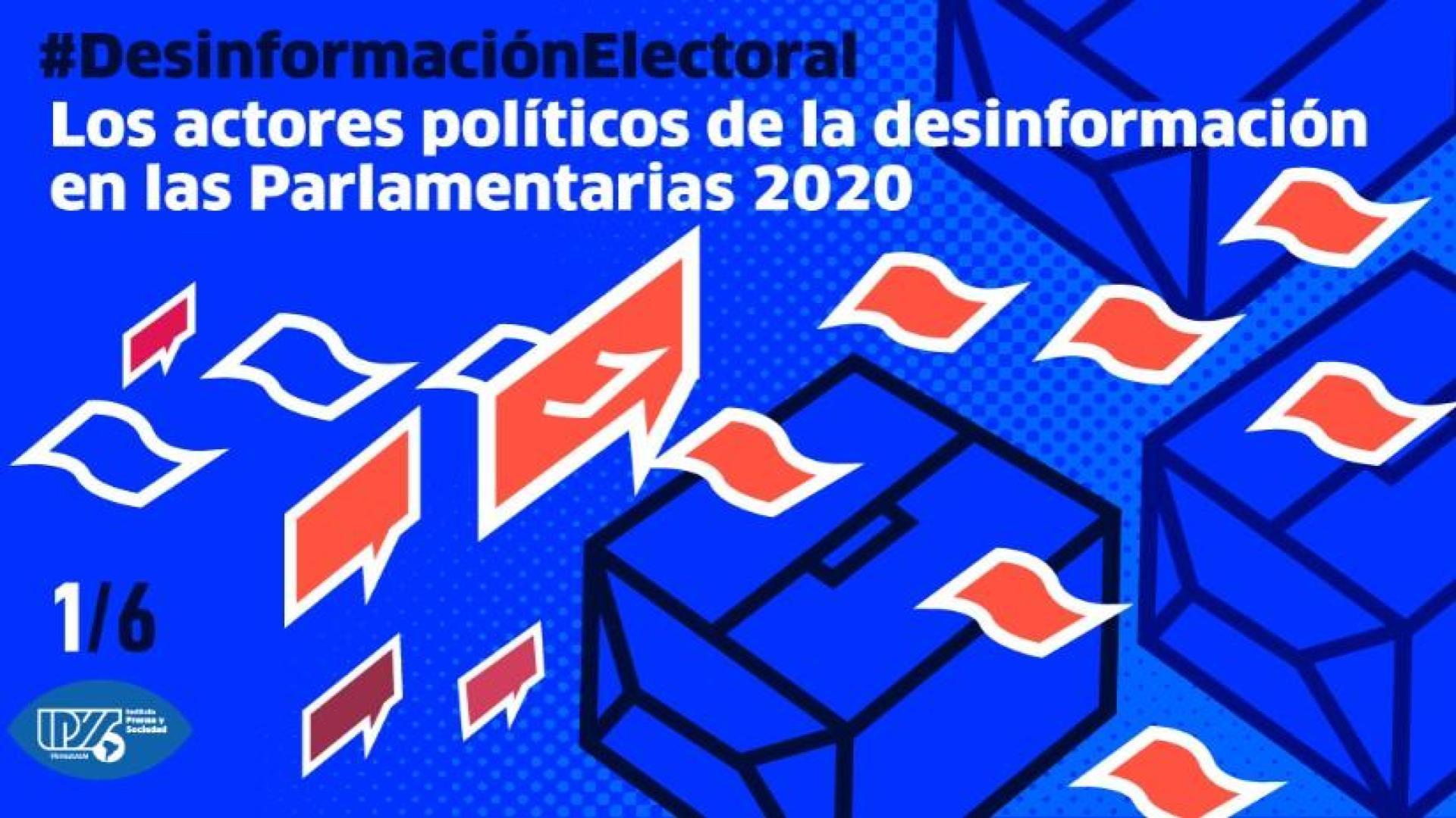 #DesinformaciónElectoral | Los coristas del oficialismo