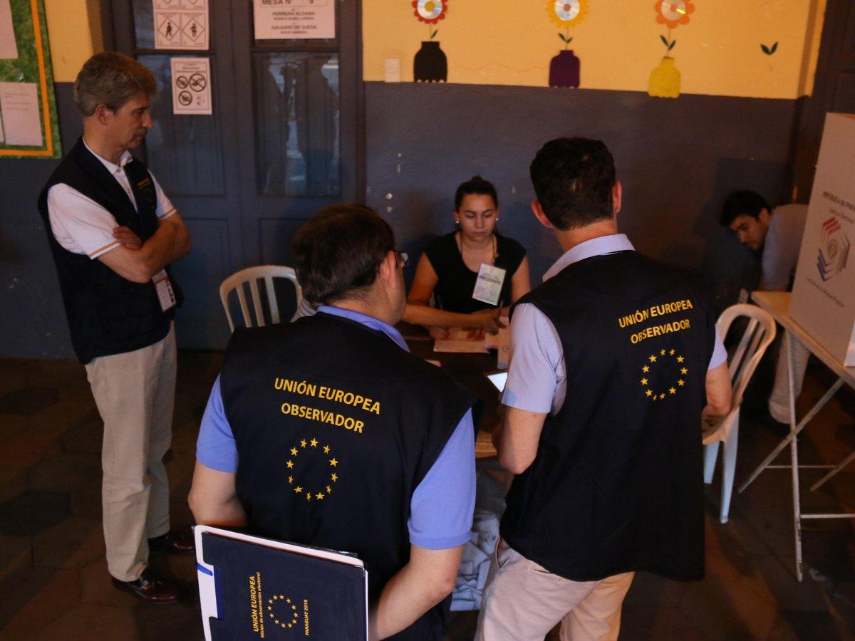 Misiones de Observación Electoral de la UE no estarán en Venezuela para el 6D