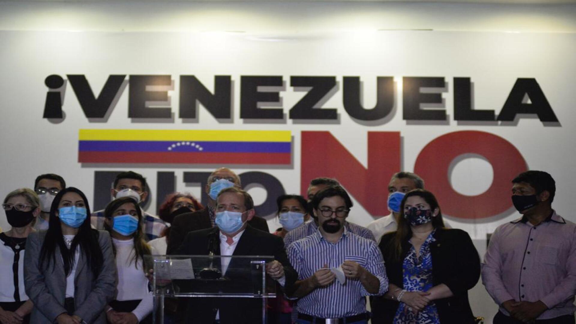 Guanipa: Solo participó 18,3% del Registro Electoral en parlamentarias